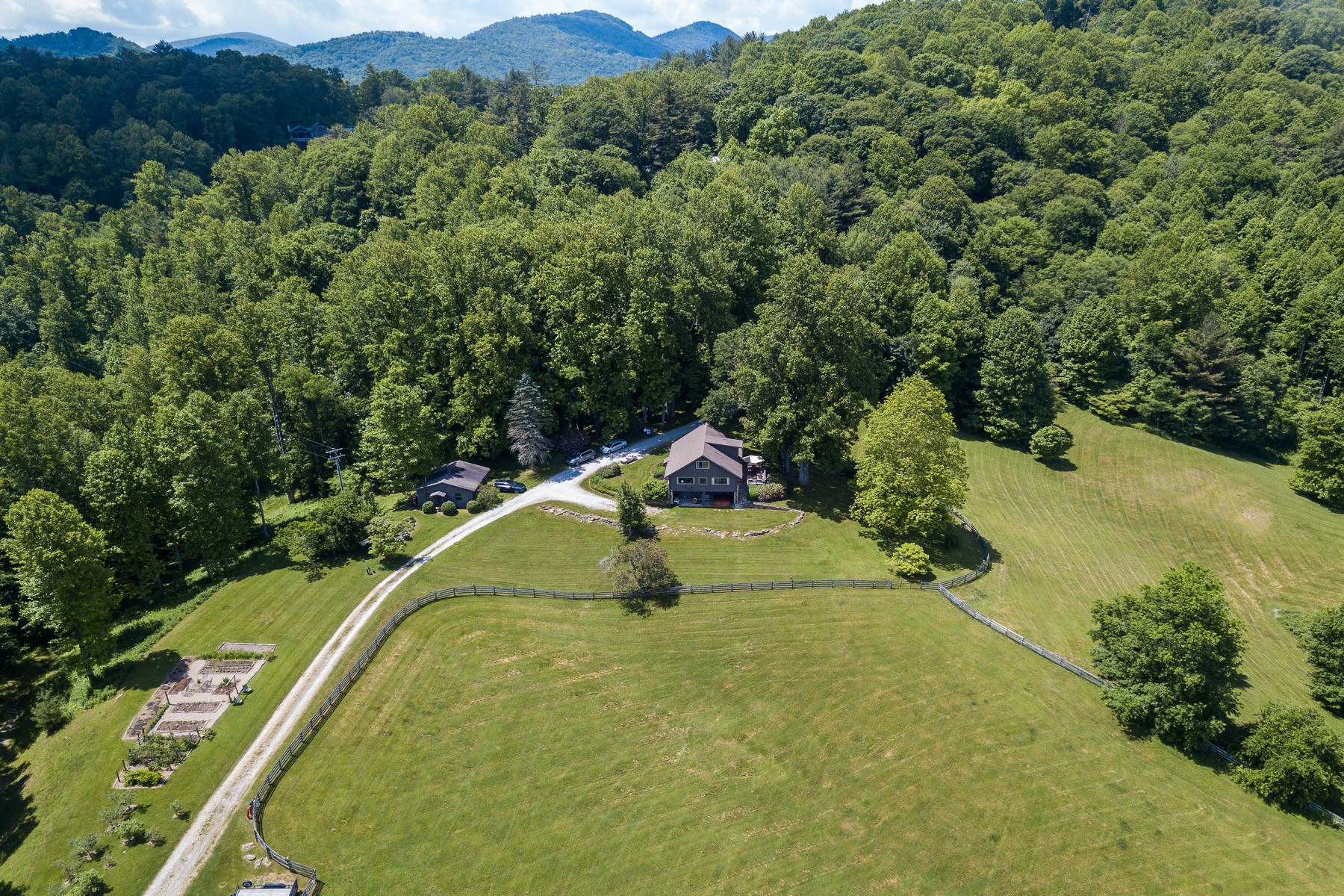 Farm / Ranch / Plantation for Active at 657 Smoky Mountain Road 657 Smoky Ridge Road Cullowhee, North Carolina 28723 United States
