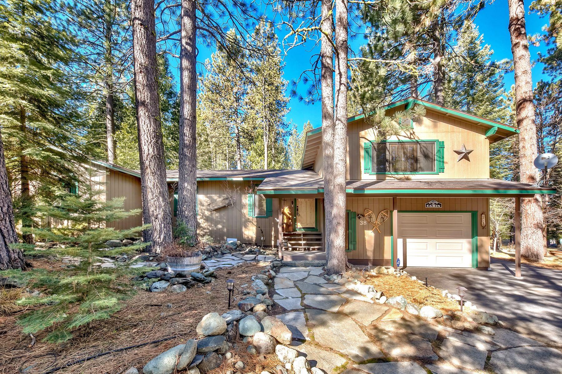 Single Family Homes por un Venta en 38 Paiute Trail Graeagle California 96103 38 Paiute Trail Graeagle, California 96103 Estados Unidos