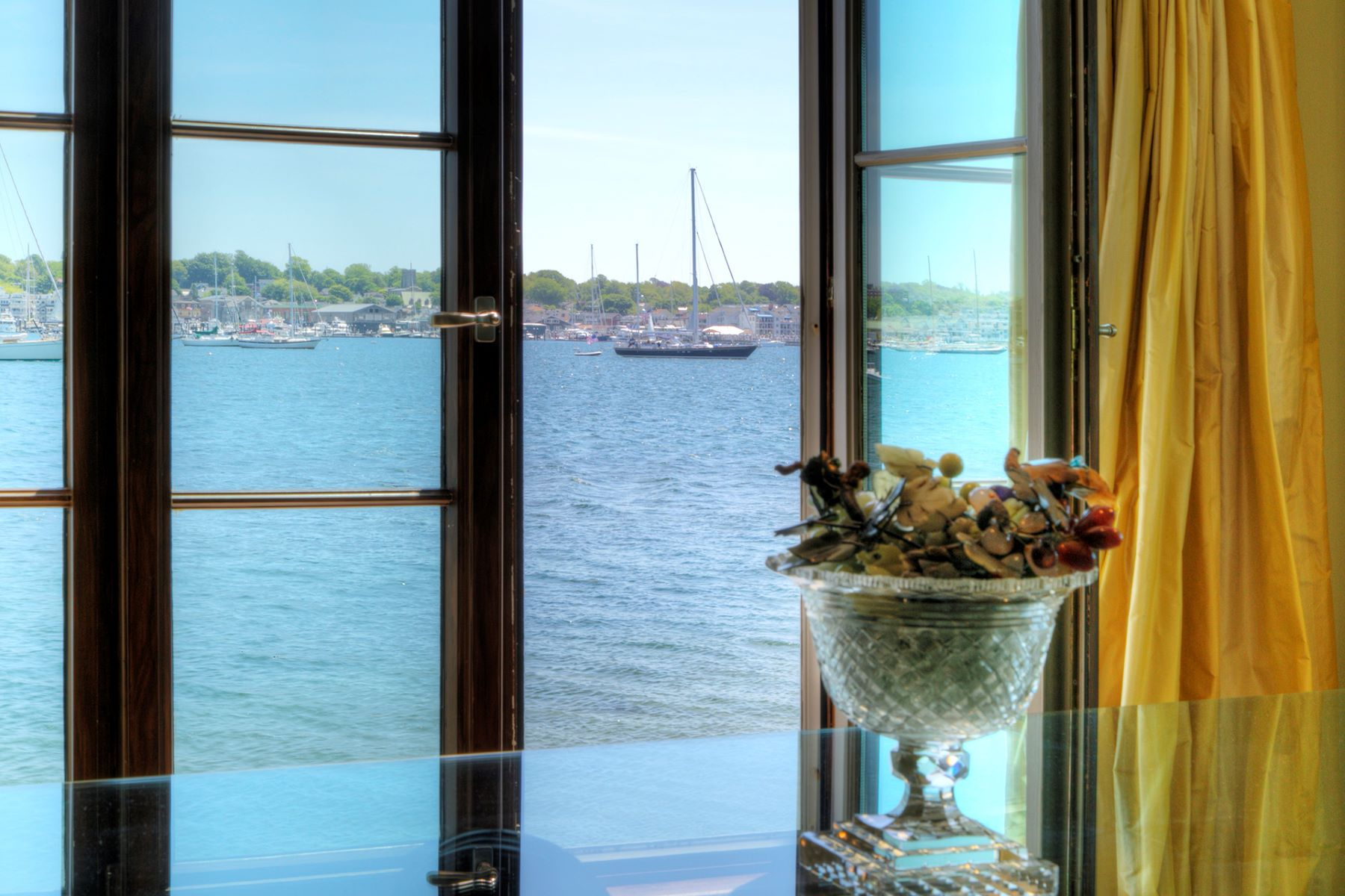 Condominium for Sale at Defenders Row on Goat Island 19 Defenders Row Goat Island Newport, Rhode Island 02940 United States