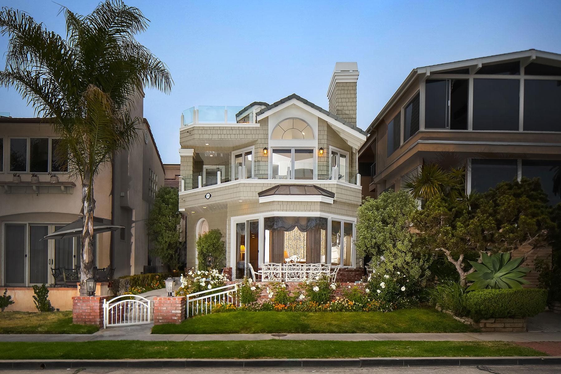 独户住宅 为 销售 在 2508 Ocean 科罗娜, 加利福尼亚州 92625 美国