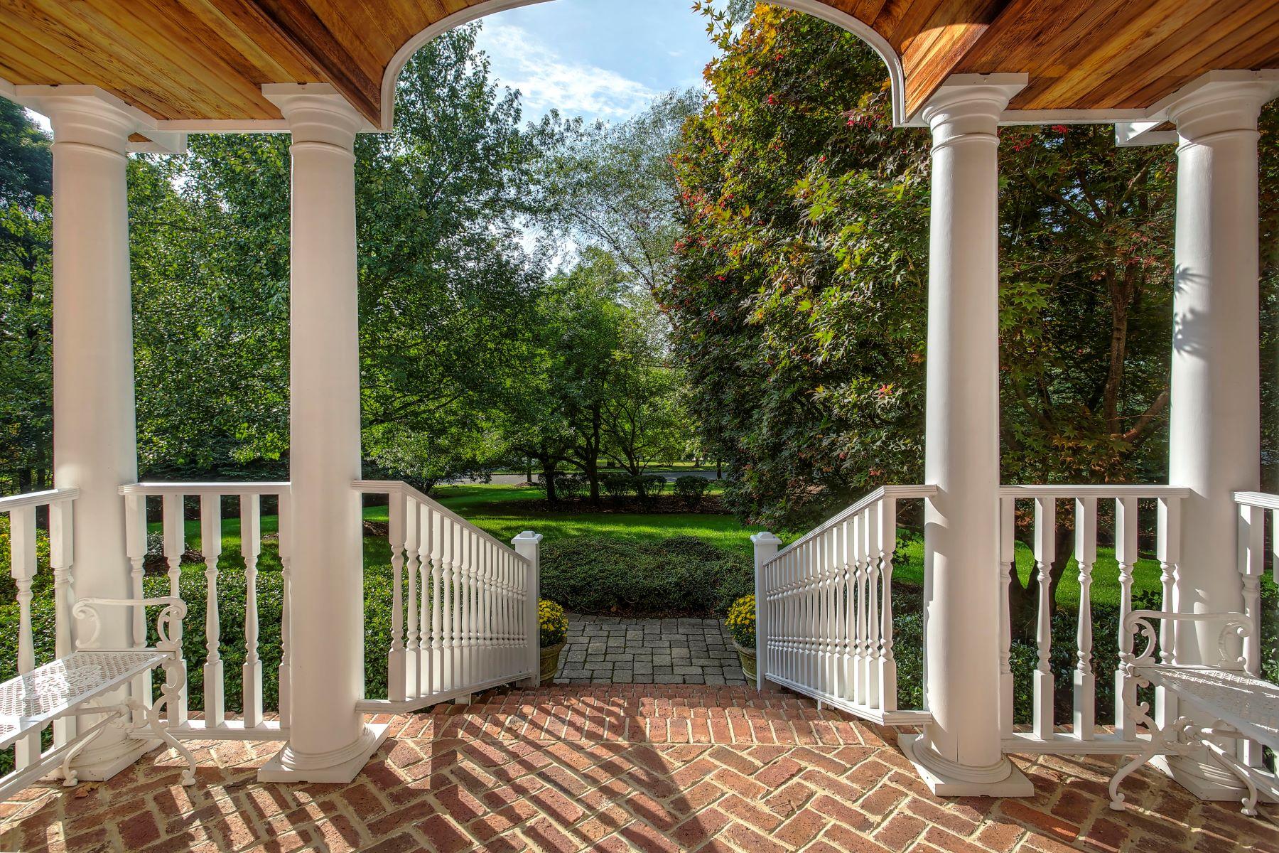 Casa para uma família para Venda às Exceptional Value in Premier Location 94 Emily Road Basking Ridge, Nova Jersey 07920 Estados Unidos