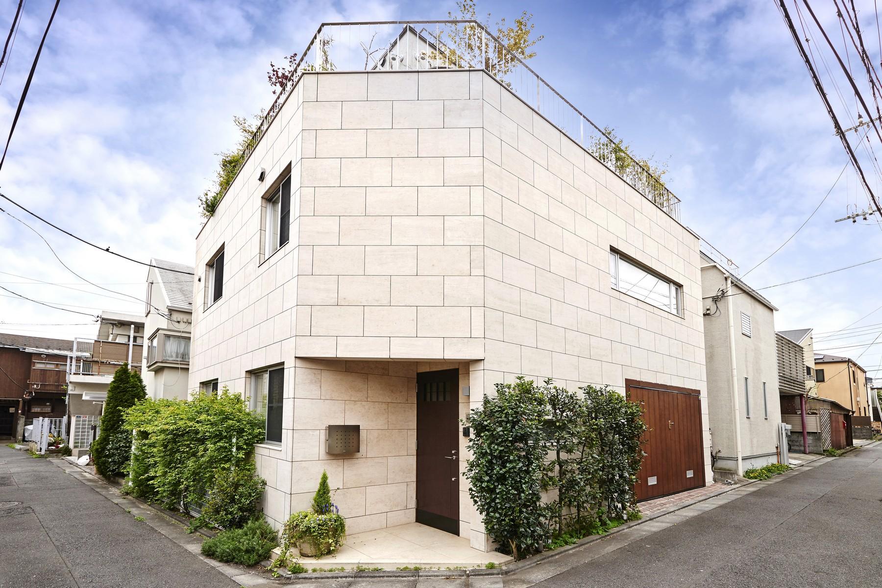 Vivienda unifamiliar por un Venta en Nishihara 2-Chome Single Family Home Shibuya-Ku, Tokyo, Japón