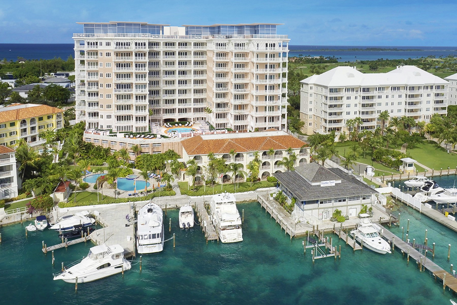 Condominium for Sale at 809 One Ocean Paradise Island, Nassau And Paradise Island, Bahamas