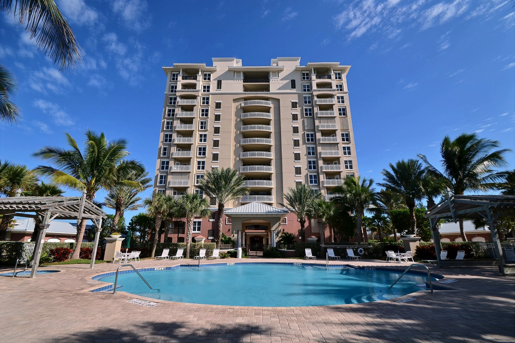 Condominium for Sale at Grand Isle Condo with Stunning Ocean Views 3702 N Highway A1A #704 Hutchinson Island, Florida 34949 United States