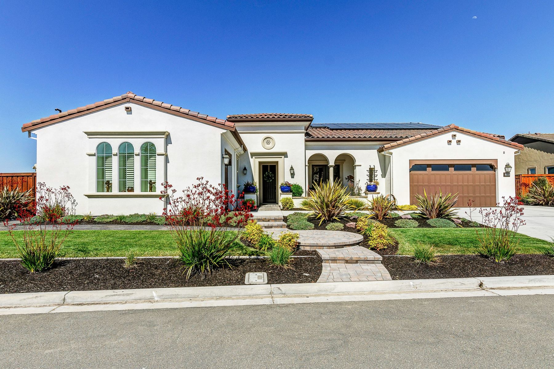 Single Family Homes for Sale at Expansive Country Estate 2280 Reserve Drive Brentwood, California 94513 United States