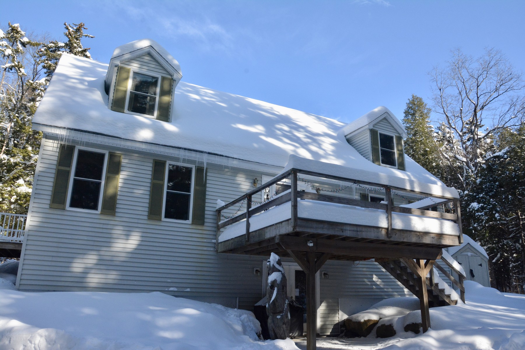Single Family Homes for Sale at 297 Haystack Road, Wilmington 297 Haystack Rd Wilmington, Vermont 05363 United States
