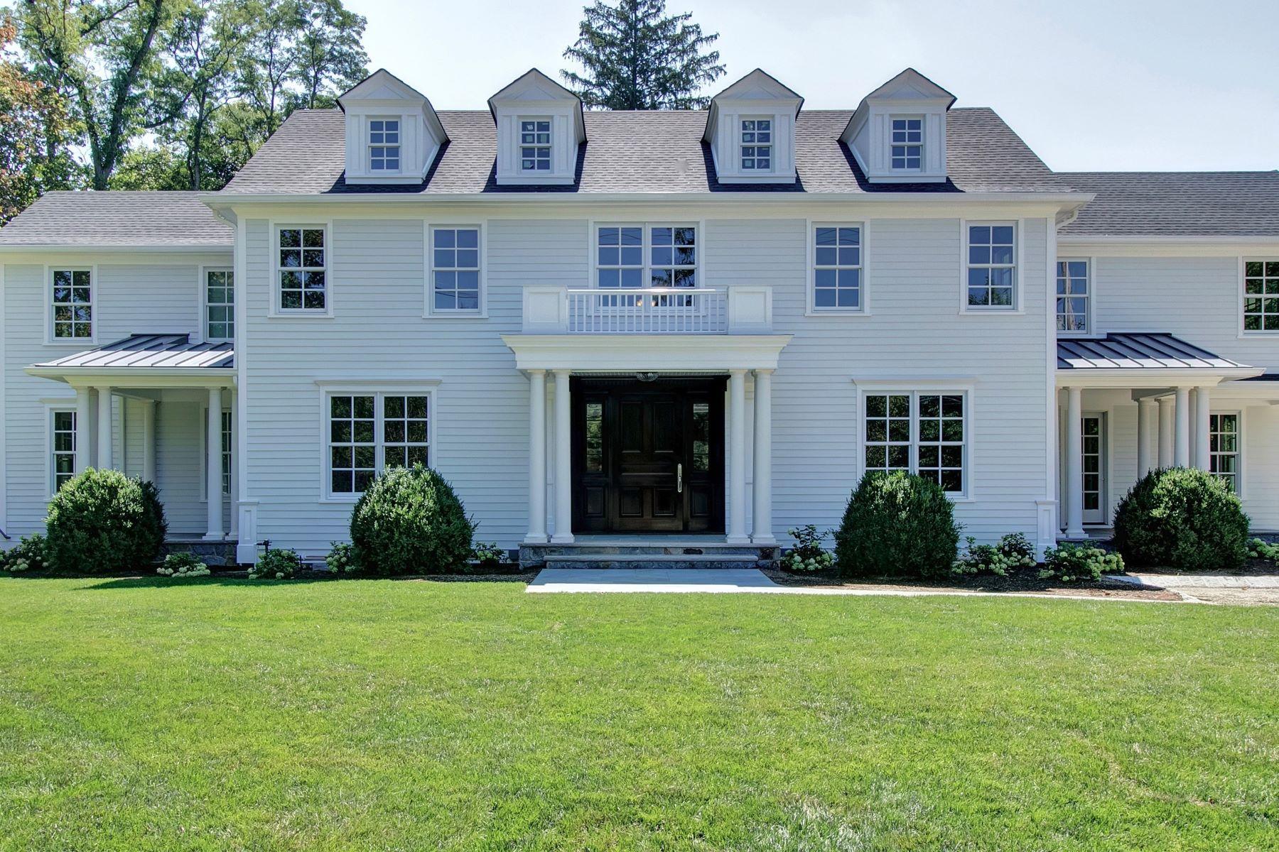Maison unifamiliale pour l Vente à New Construction - Perfect Colonial 30 Anderson Ave Demarest, New Jersey, 07627 États-Unis