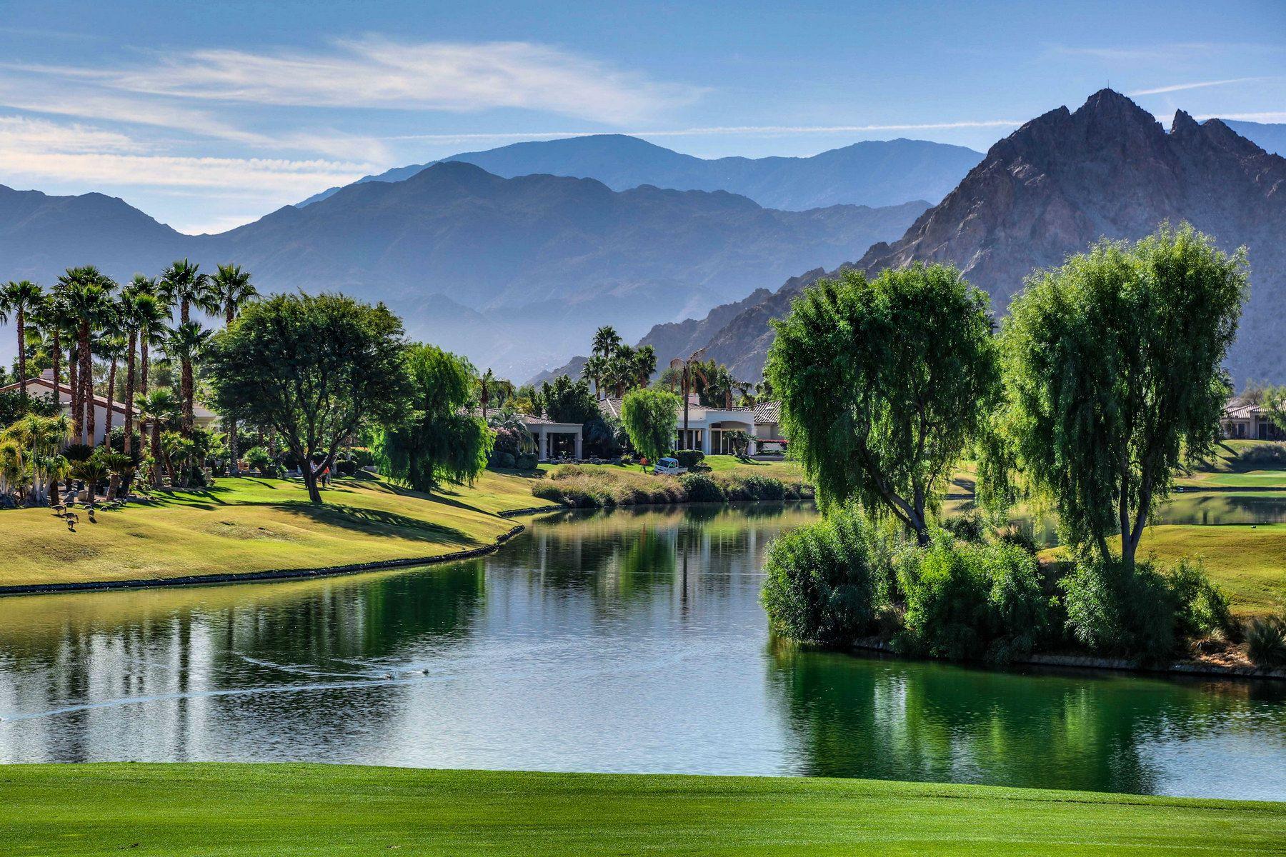 Single Family Homes para Venda às La Quinta, Califórnia 92253 Estados Unidos