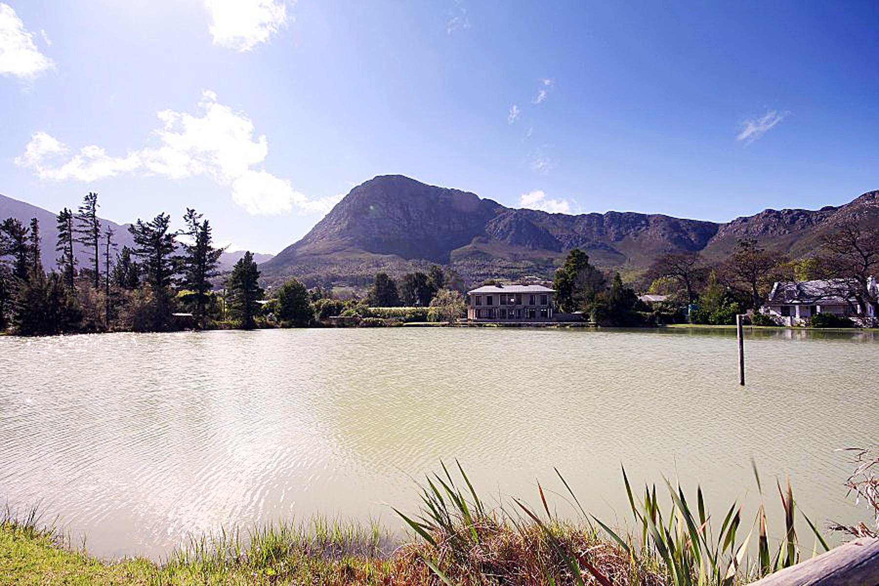 Single Family Homes por un Venta en Franschhoek Franschhoek, Provincia Occidental Del Cabo 7690 Sudáfrica