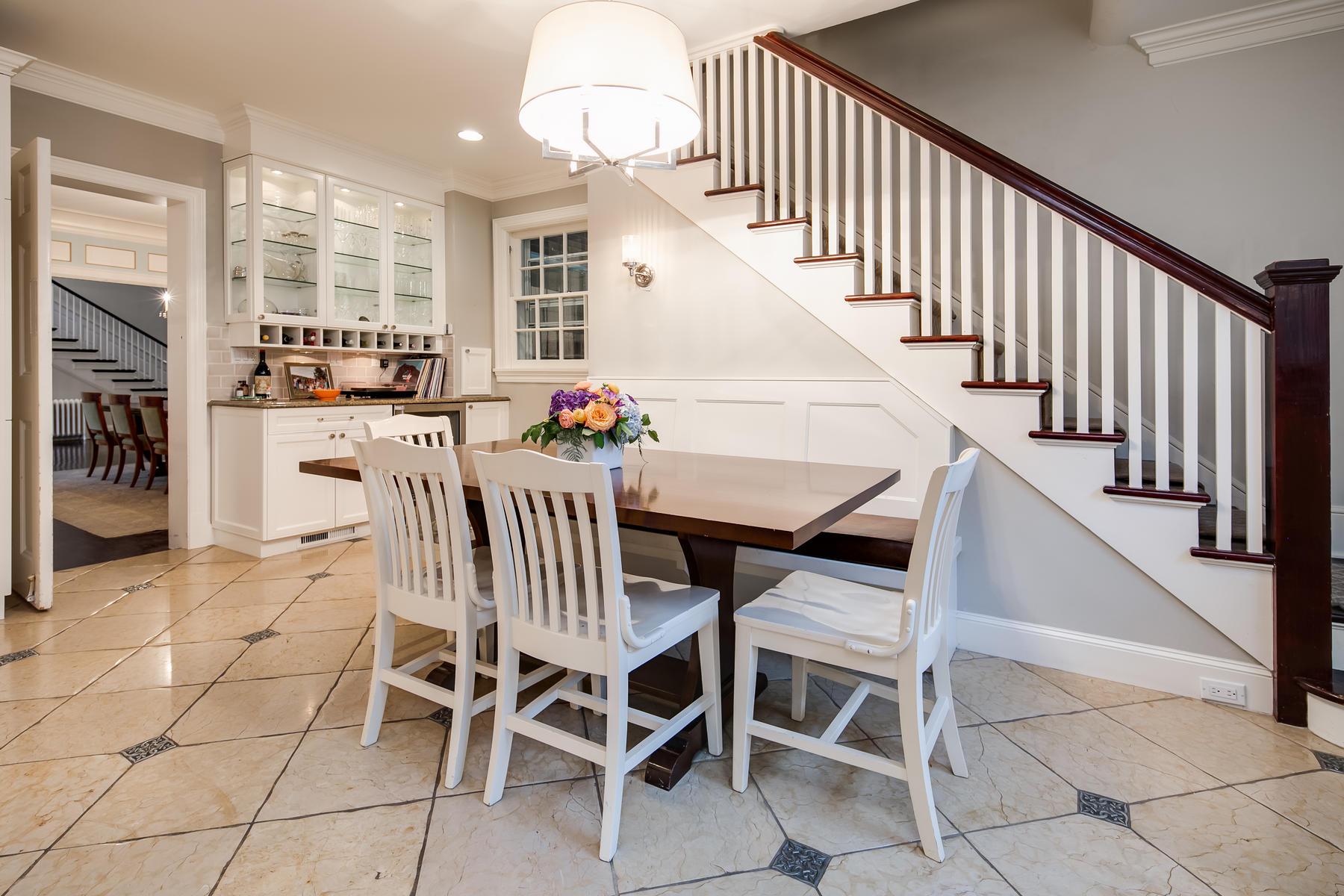 Additional photo for property listing at Elegant Georgian Estate 860 Vine St Denver, Colorado 80206 United States