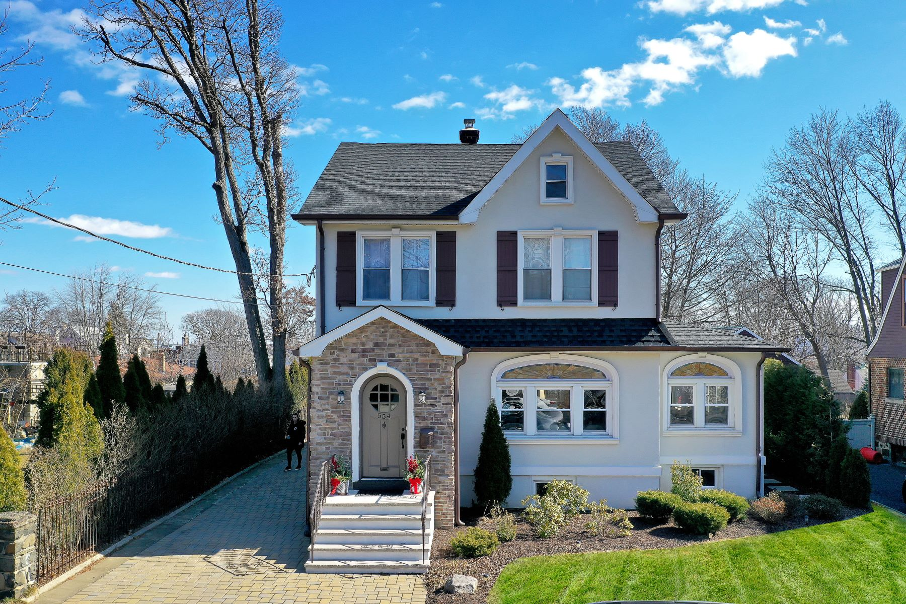 Single Family Home for Sale at WOW, do not miss this one! 554 Brandon Pl, Cliffside Park, New Jersey 07010 United States
