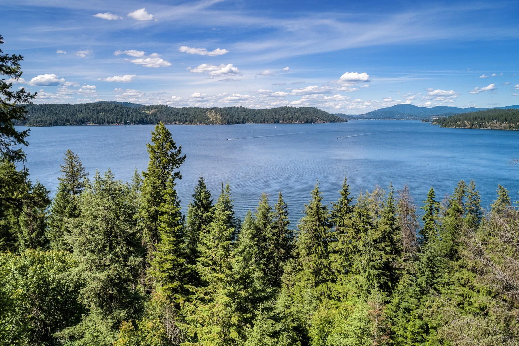 Terreno por un Venta en Enjoy the View! 25184 S Highway 97 Harrison, Idaho 83833 Estados Unidos