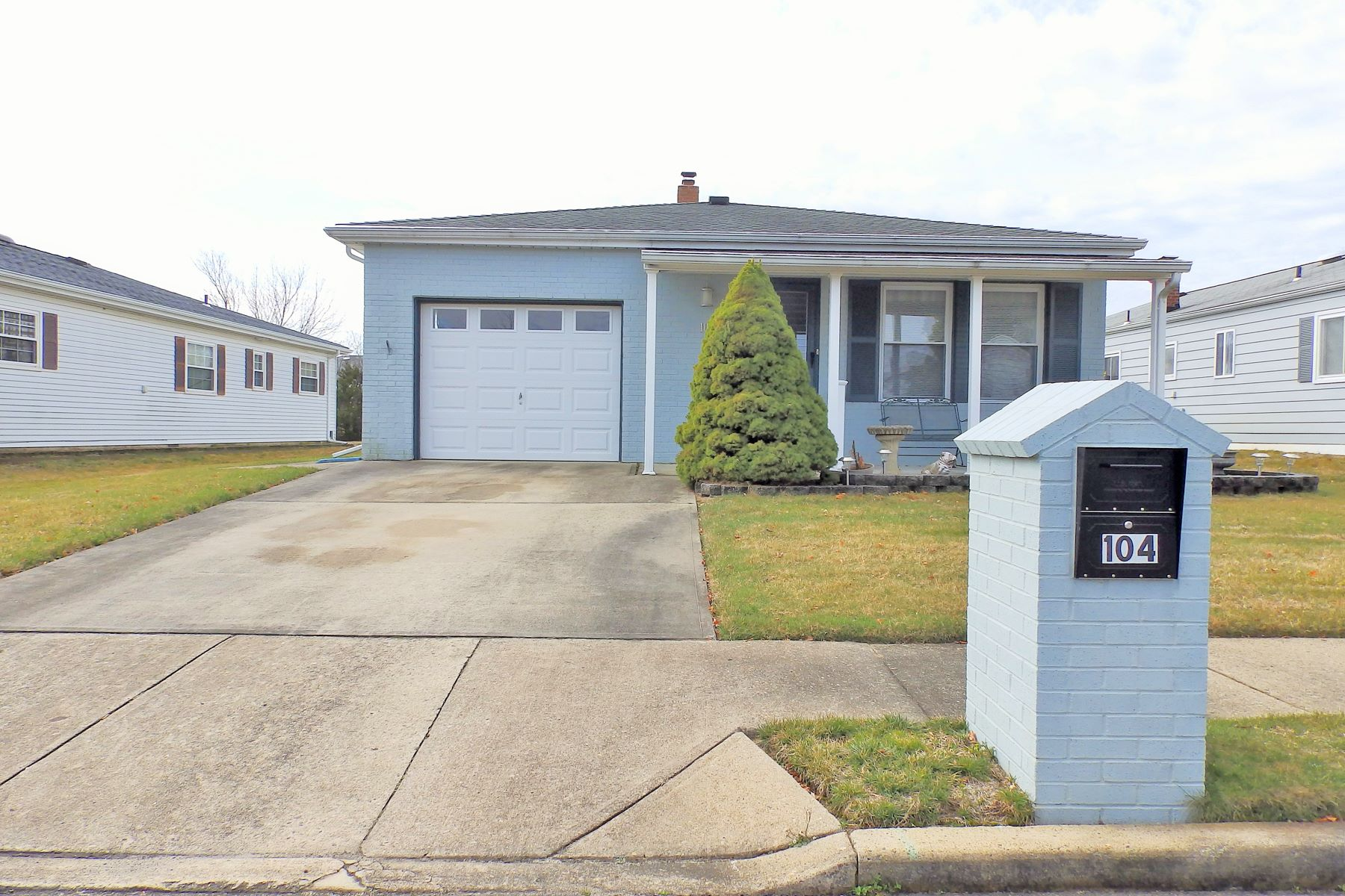 """Single Family Homes for Sale at Exceptionally Maintained And Updated """"Capri"""" Model 104 Hyannis Street Toms River, New Jersey 08757 United States"""