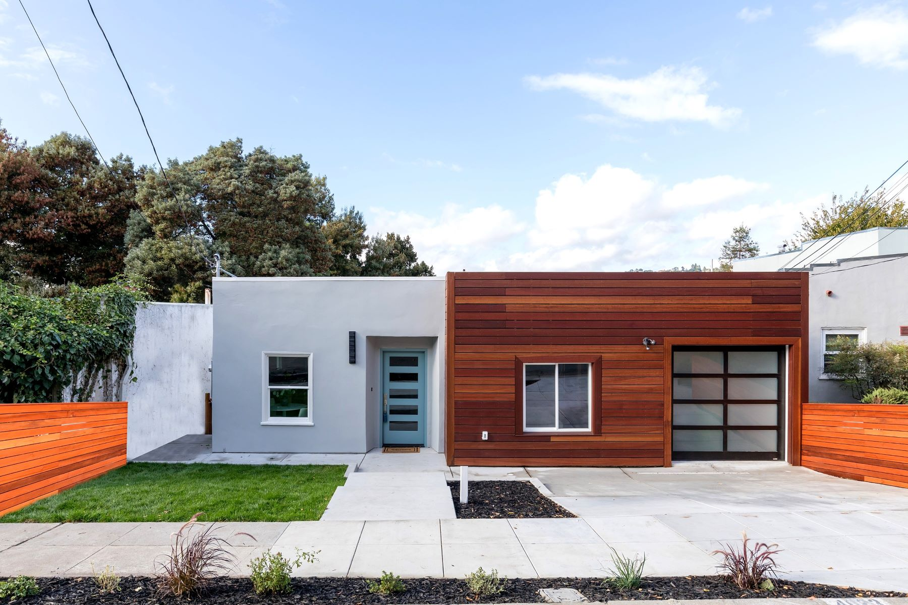 Single Family Homes for Sale at Beautiful Modern In Crocker Highlands 4023 Balfour Avenue Oakland, California 94610 United States
