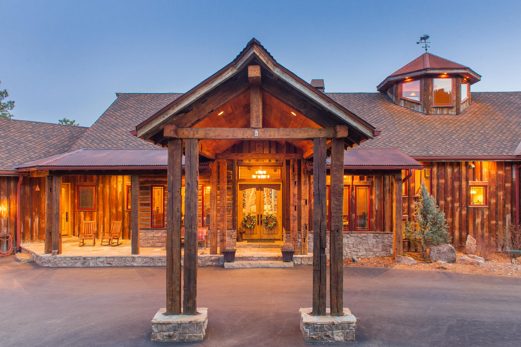 Single Family Home for Active at Relaxed Yet Sophisticated 34256 Ranchero Road Evergreen, Colorado 80439 United States