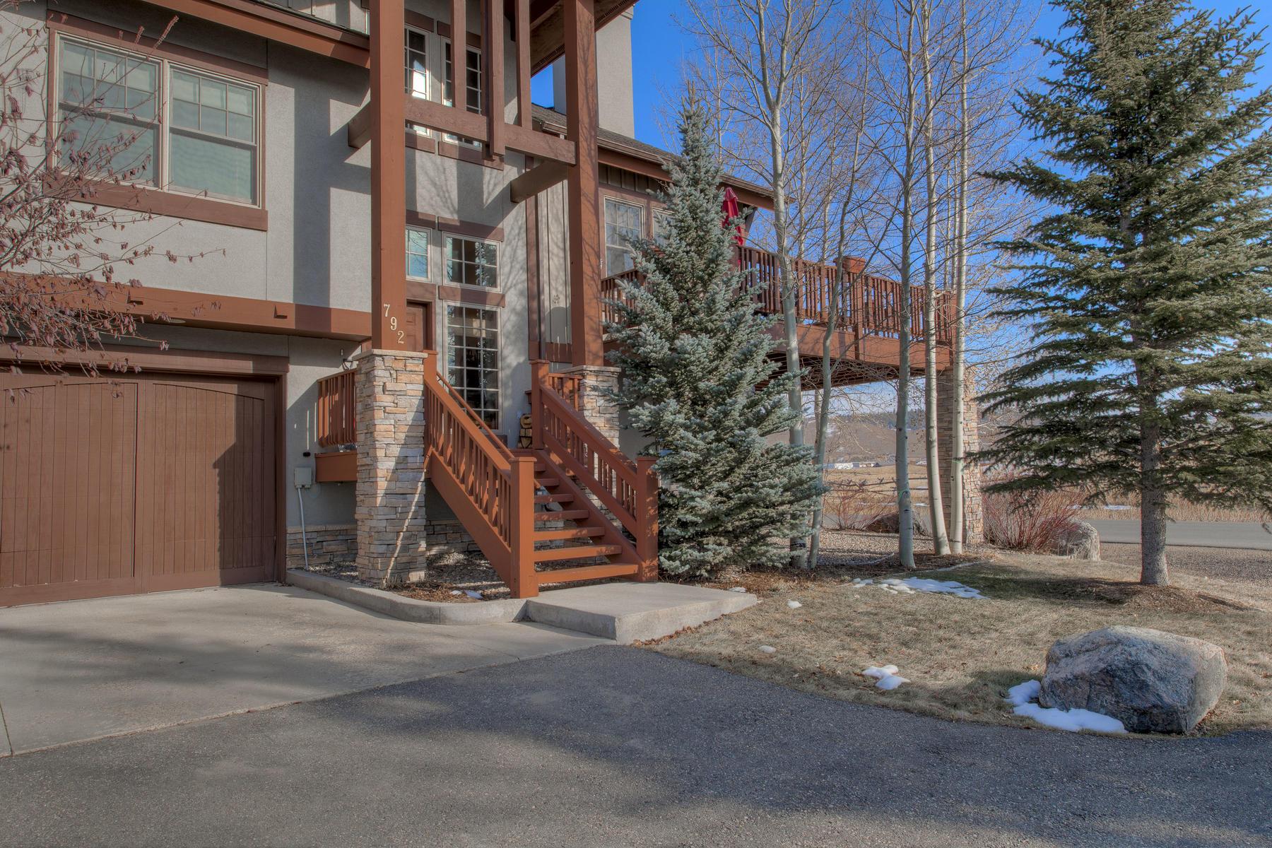 Single Family Homes のために 売買 アット Village at Horseshoe Creek 792 Ten Mile Drive Granby, コロラド 80446 アメリカ