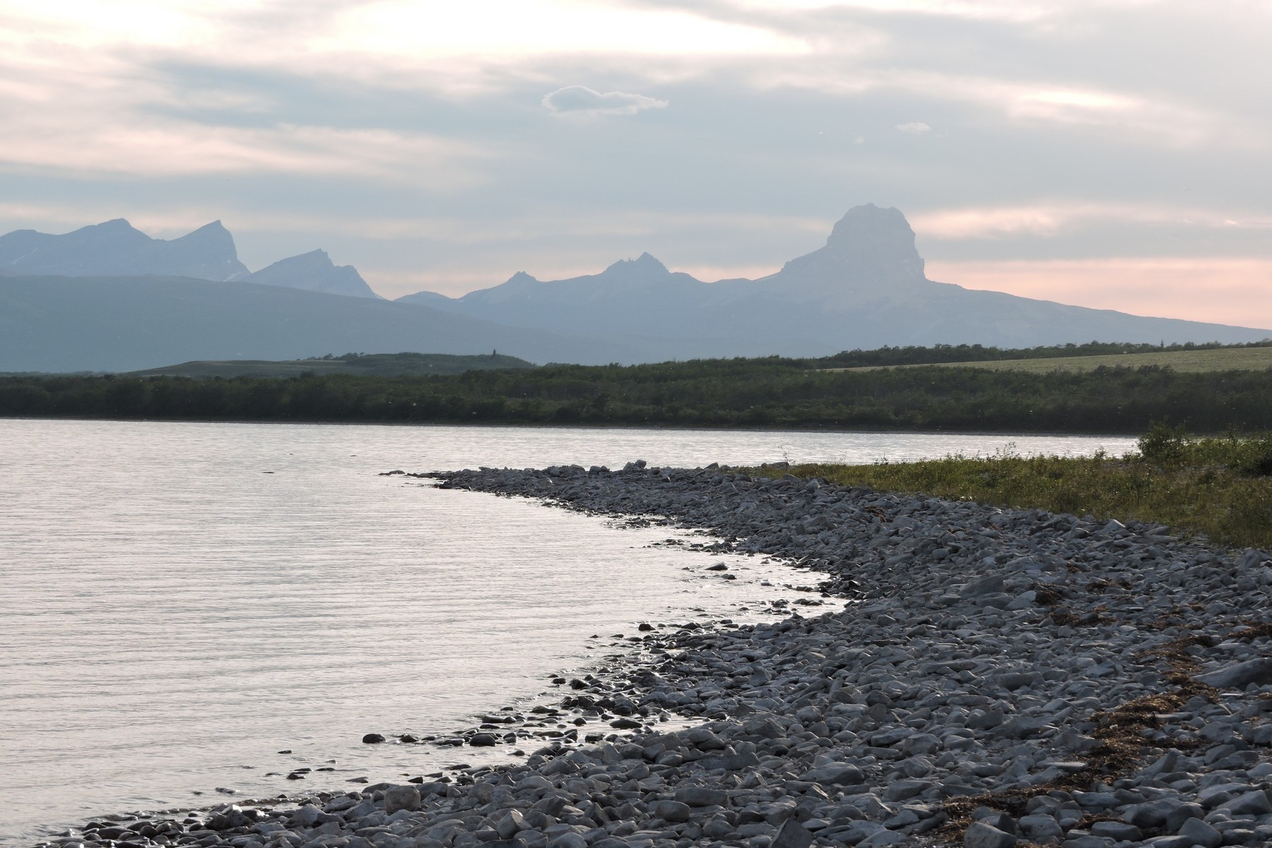 Land for Sale at 80 N Shore Duck Lake Rd , Babb, MT 59411 Other Areas, Montana 59411 United States