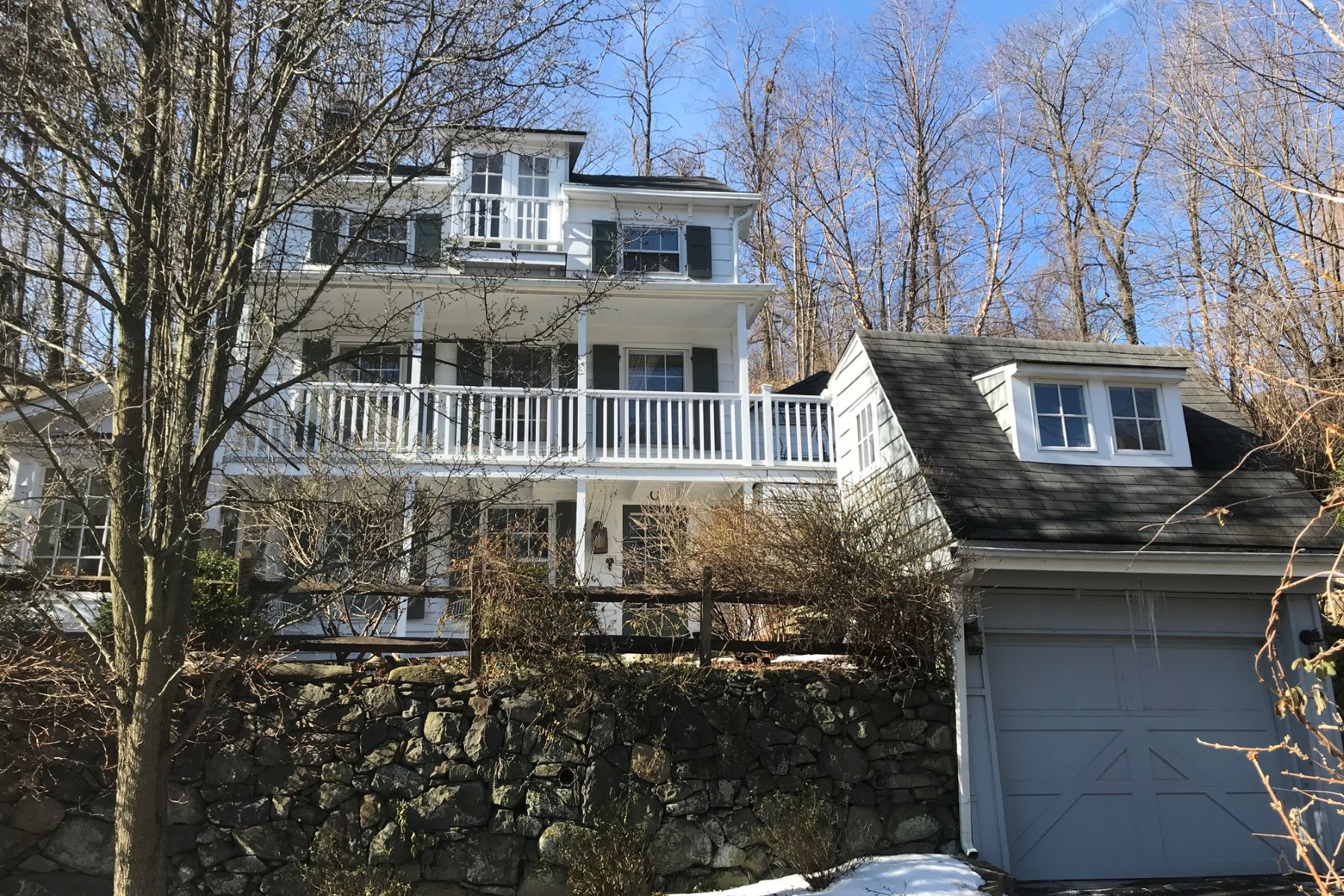 Single Family Homes for Sale at The Henry Dobbs House 63 Washington Spring Road Palisades, New York 10964 United States