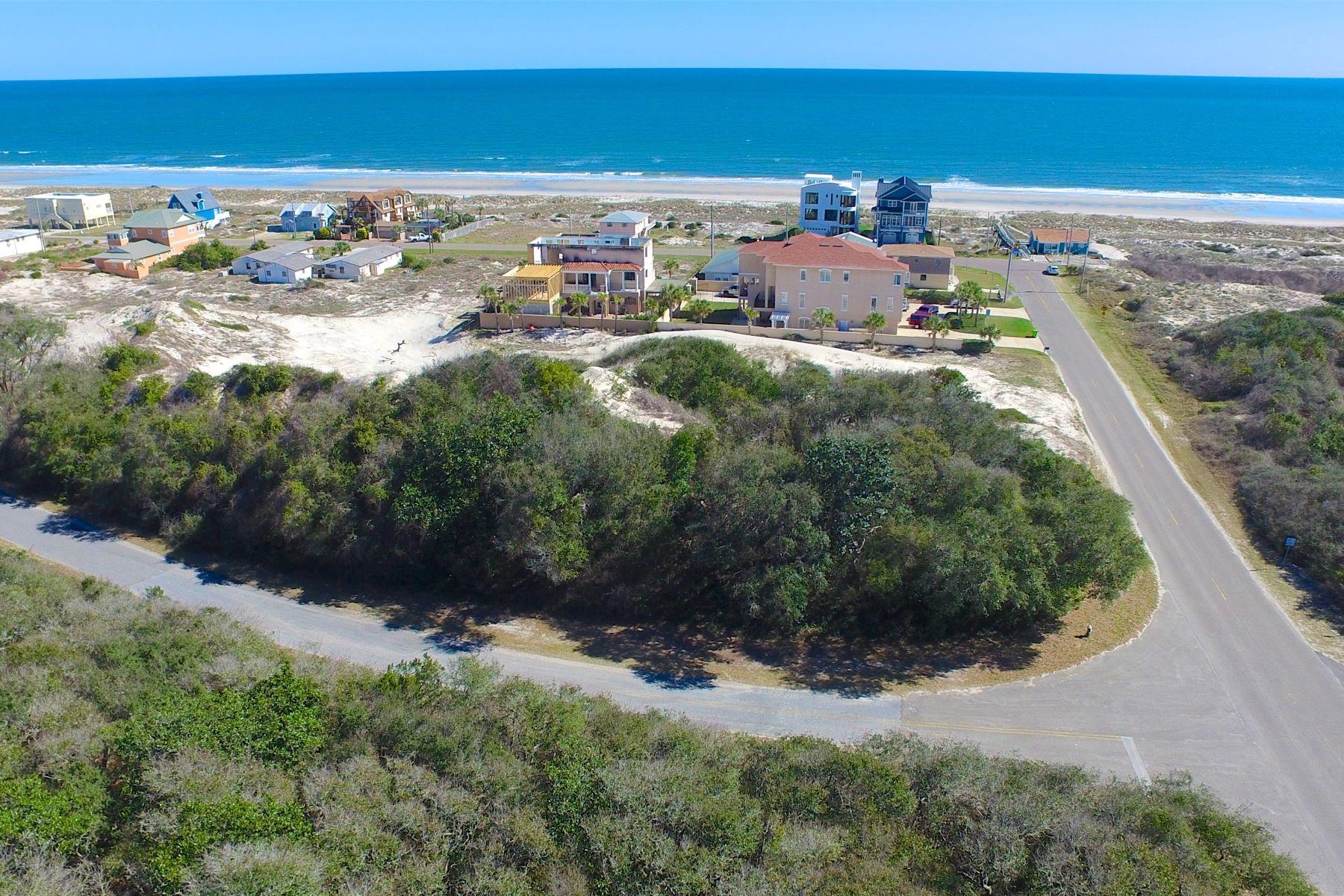 Land for Sale at Lots 4, 5 & 6 Ocean Blvd Lots 4,5 & 6 Ocean Boulevard, Amelia Island, Florida 32034 United States