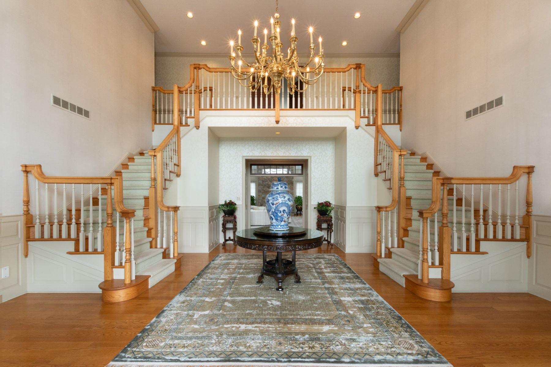 Additional photo for property listing at Masterpiece of Custom Design On 10 Sprawling Acres 7 Woodland Road, Newtown, Pennsylvania 18940 United States