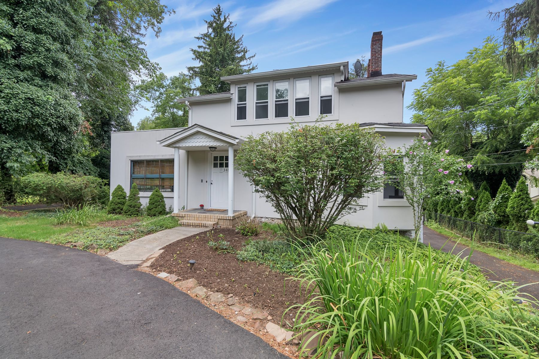 Multi-Family Home for Rent at Two Family Rental 348 Schraalenburgh Rd. Bottom, Closter, New Jersey 07624 United States