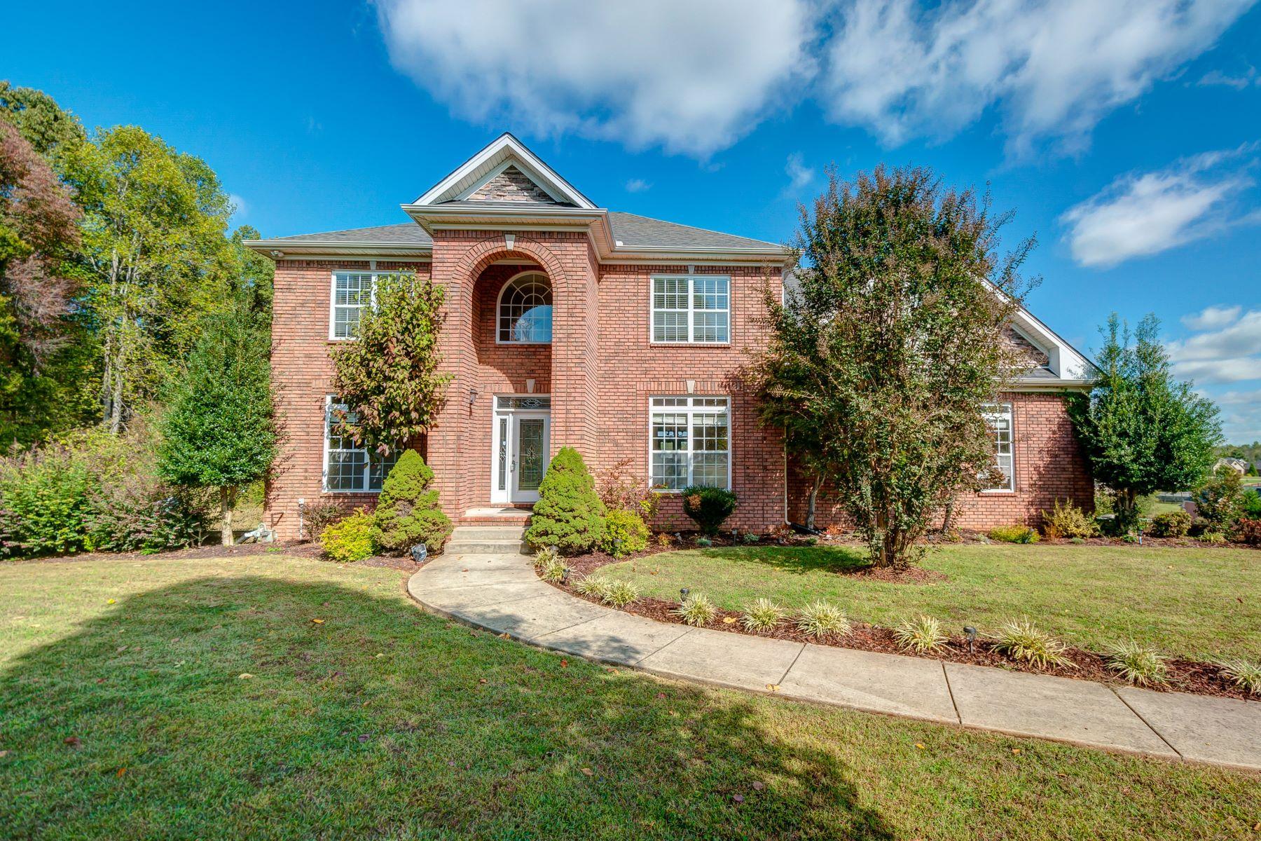 Single Family Homes для того Продажа на Beautiful Home in Desired Location! 3060 Joey Court Pleasant View, Теннесси 37146 Соединенные Штаты