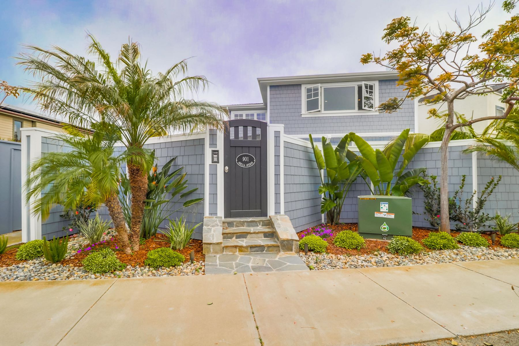 Single Family Homes for Active at 901 Adella Avenue Coronado, California 92118 United States