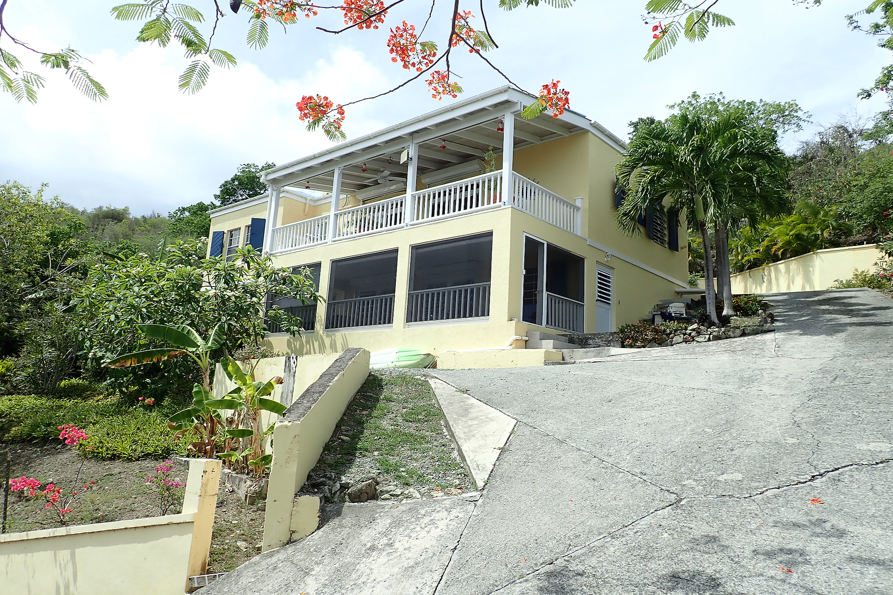Multi-Family Homes for Sale at Hummingbird Pastory View 3-7 Remainder Pastory St John, Virgin Islands 00830 United States Virgin Islands