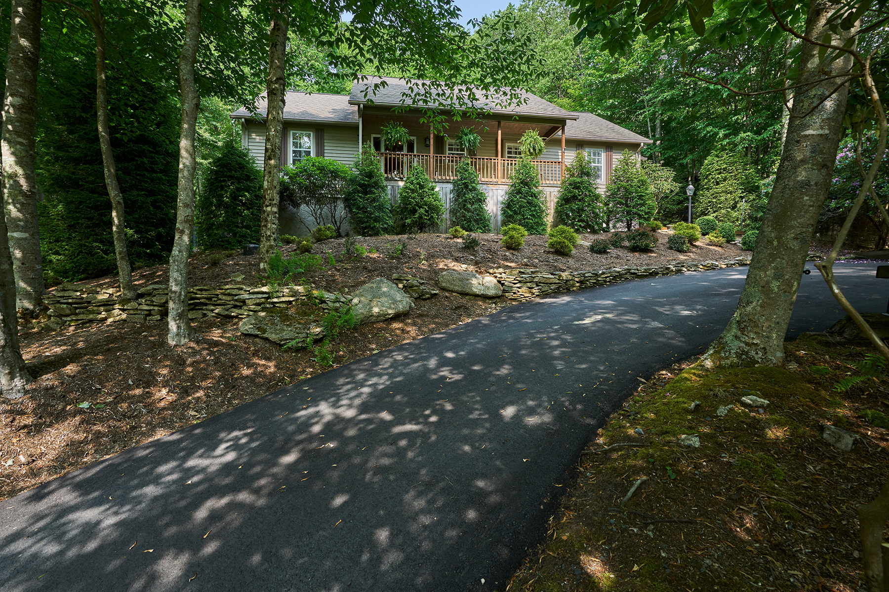 Single Family Homes for Active at CHARTER HILLS - BLOWING ROCK 178 Hornbeam Rd Beech Mountain, North Carolina 28604 United States