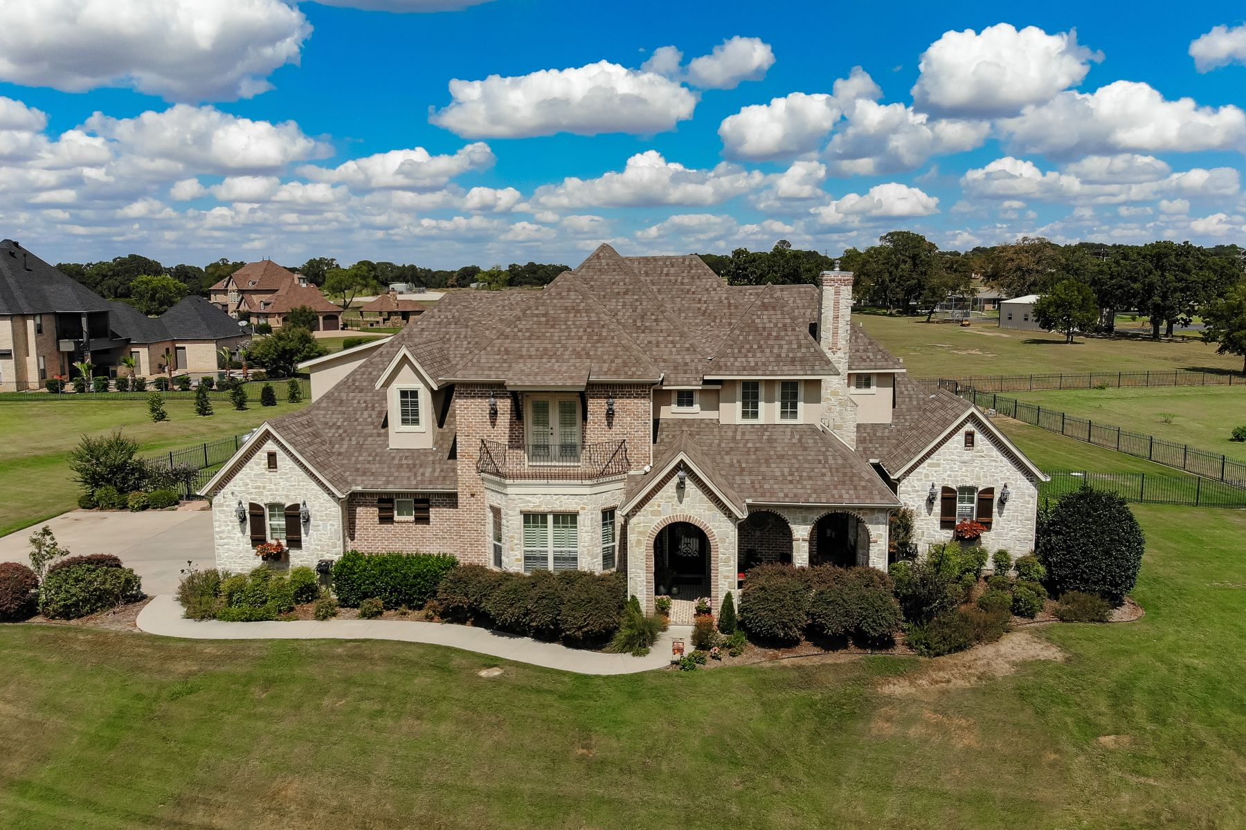 Single Family Homes for Sale at 1701 Taylor Bridge Court Burleson, Texas 76028 United States