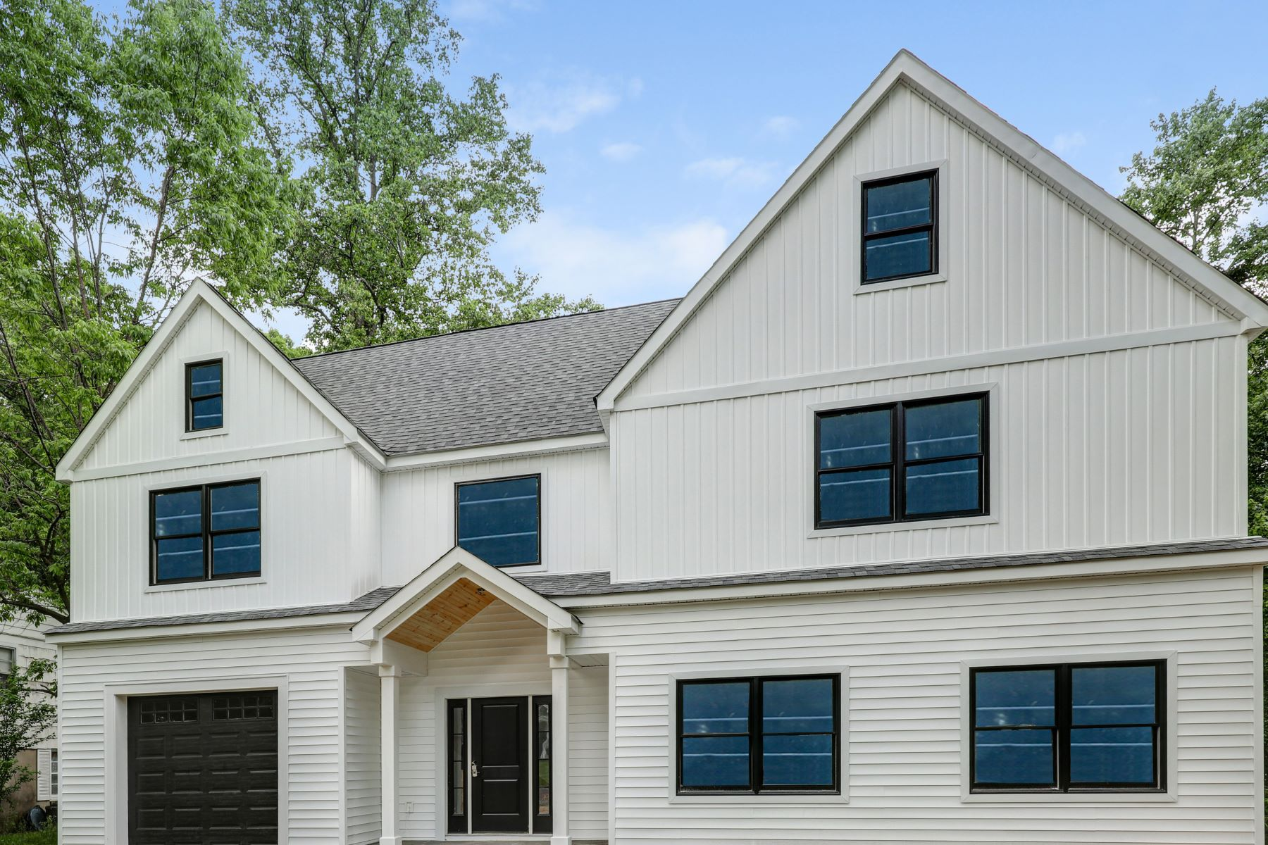Single Family Homes for Sale at Modern Farmhouse Chic 19 Townsend Drive Florham Park, New Jersey 07932 United States