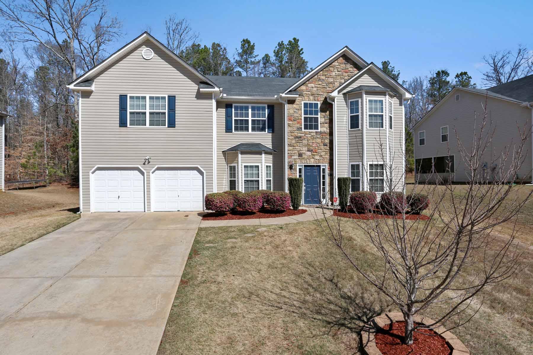 Maison unifamiliale pour l Vente à Douglasville Dream 2550 Harrison Mill Drive Douglasville, Georgia, 30135 États-Unis