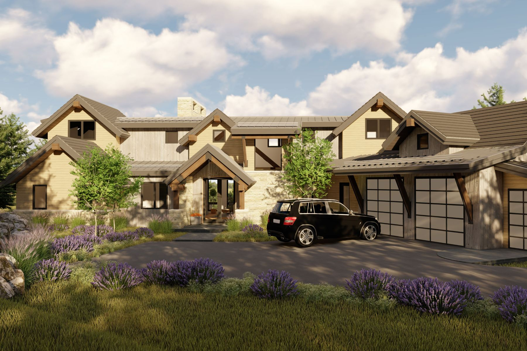 Single Family Homes por un Venta en Samuelson Lot 12 80 River Bend Road, Snowmass, Colorado 81654 Estados Unidos