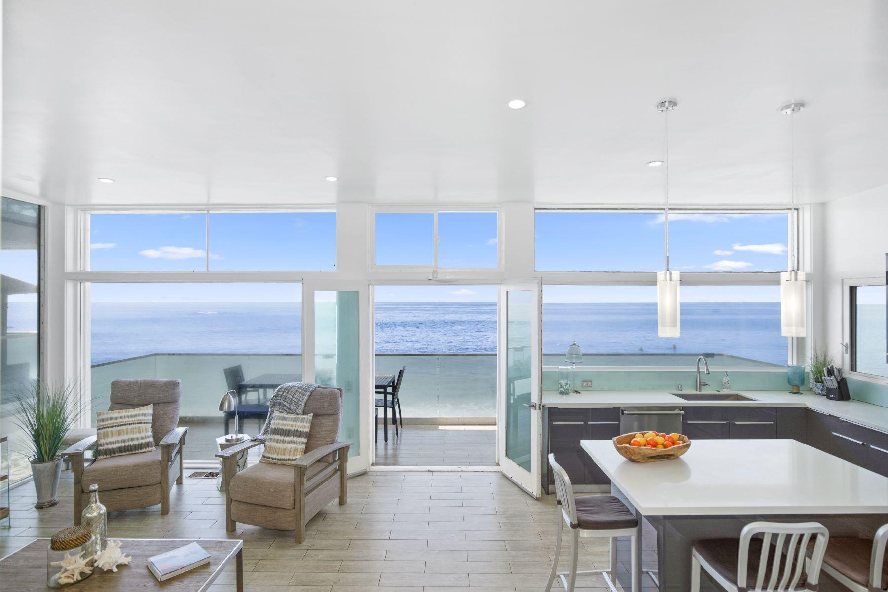 Duplex Homes for Sale at 1241 Ocean Front Laguna Beach, California 92651 United States