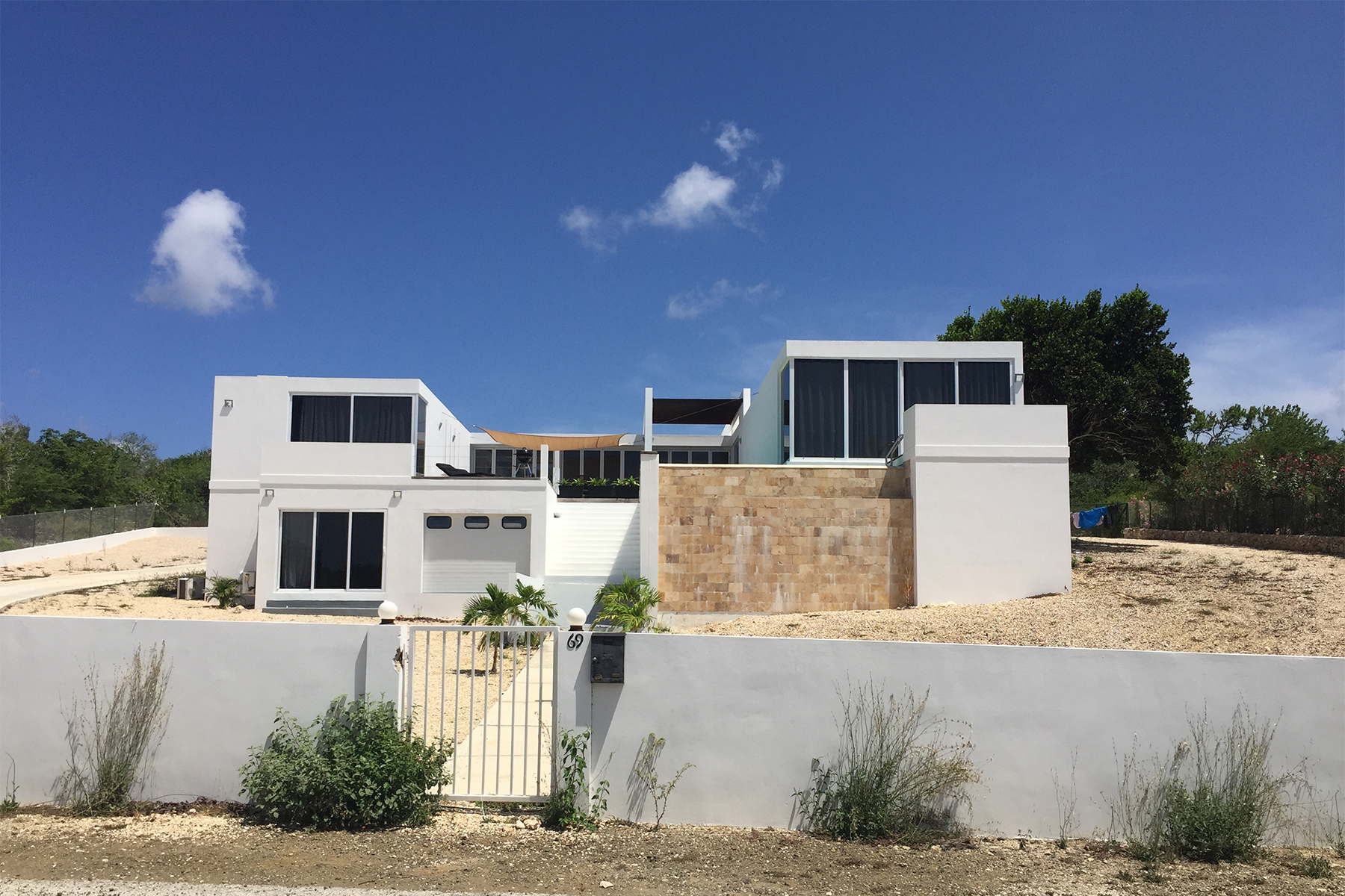 Single Family Home for Sale at Villa Terrace Sabadeco, Bonaire