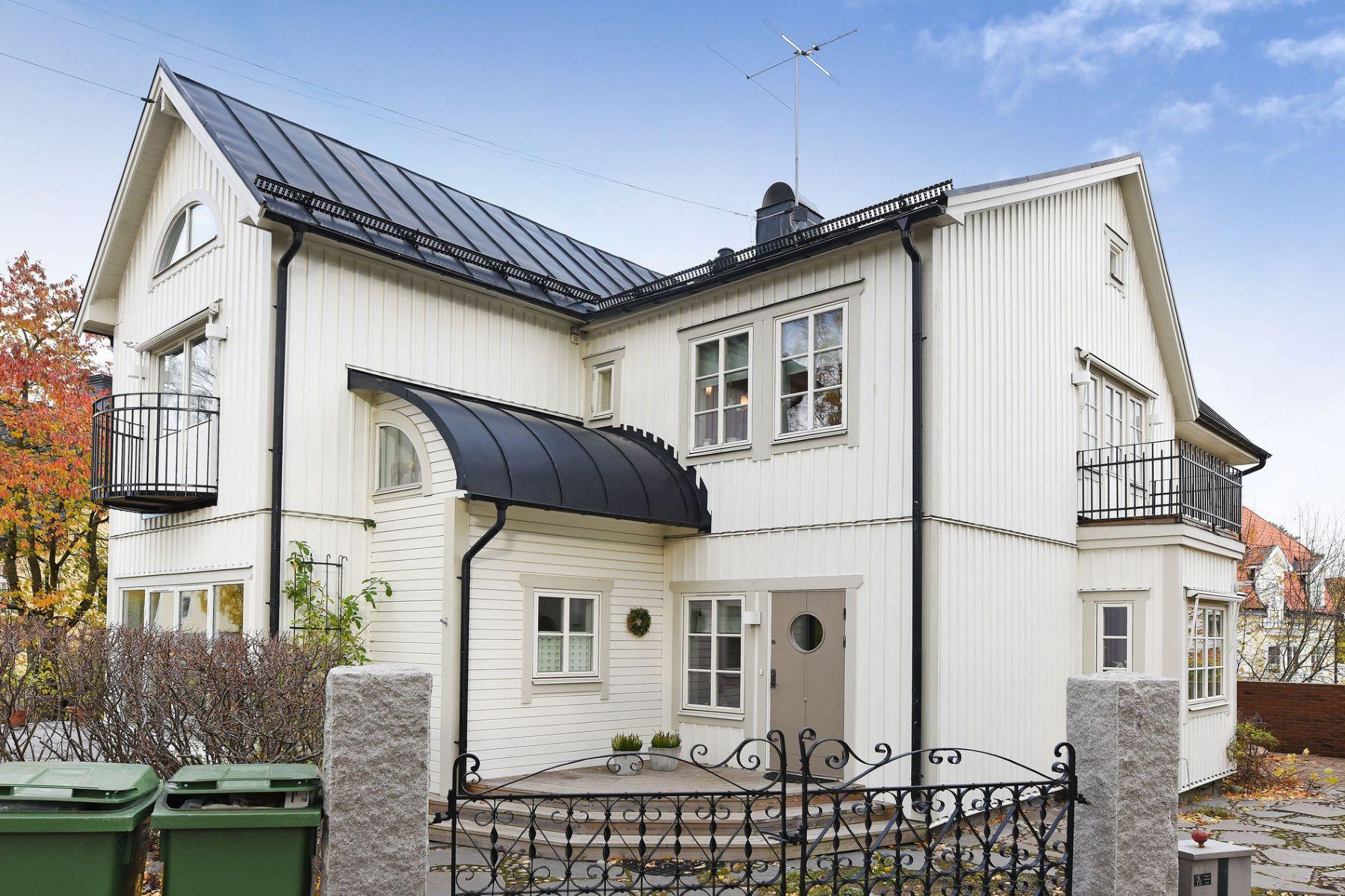 Single Family Home for Sale at Lapplandsvägen 1 Lidingo, Stockholm, 181 51 Sweden