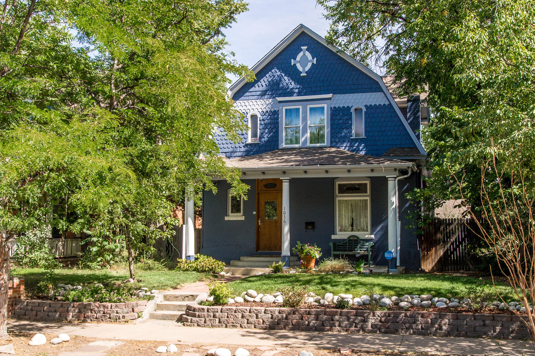 Additional photo for property listing at Turn Of The Century Victorian Charmer Perfectly Situated In Washington Park West 1036 South Pearl Street Denver, Colorado 80209 United States