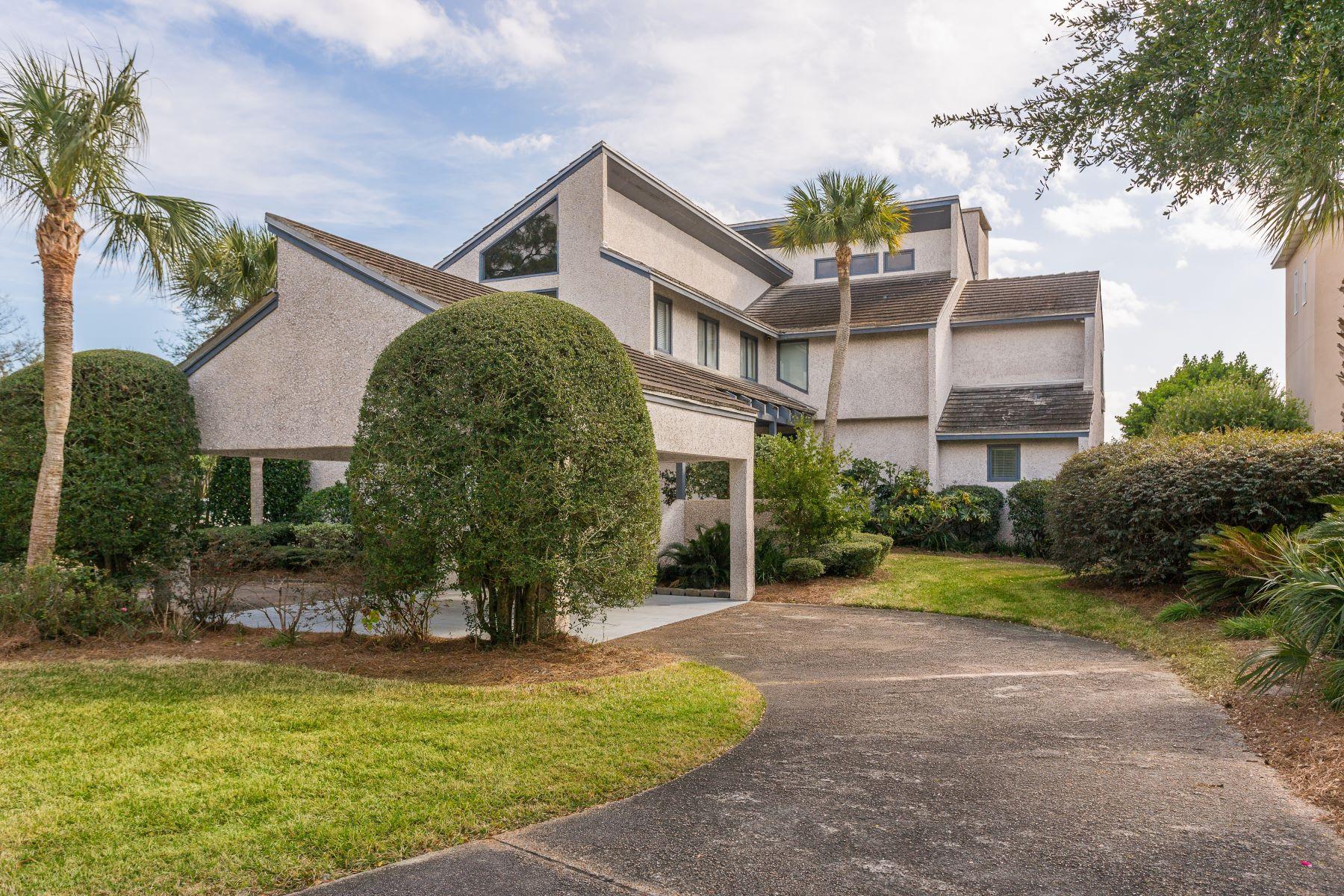 Single Family Homes per Vendita alle ore St. Simons Island, Georgia 31522 Stati Uniti