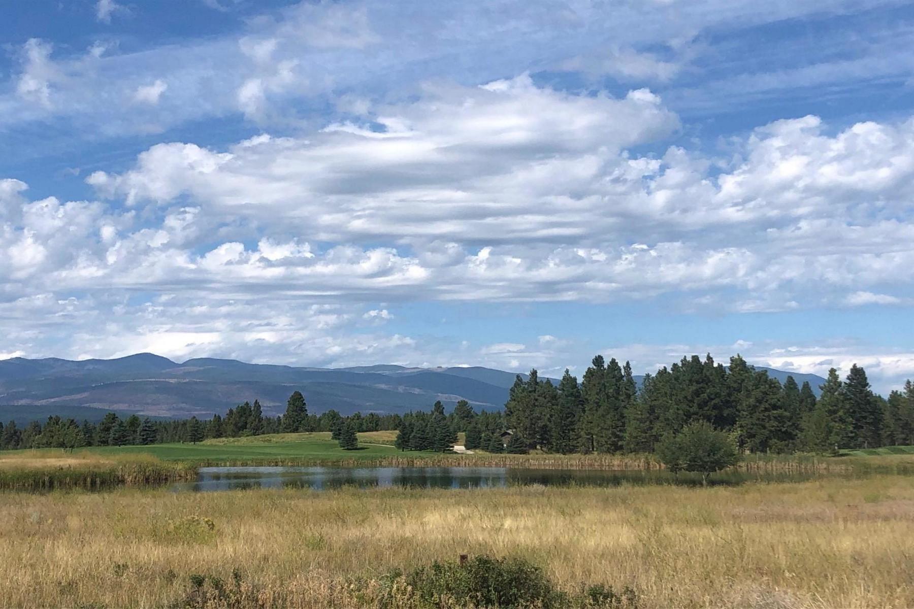 Land for Sale at Nhn Glacier Peaks Road Eureka, Montana 59917 United States