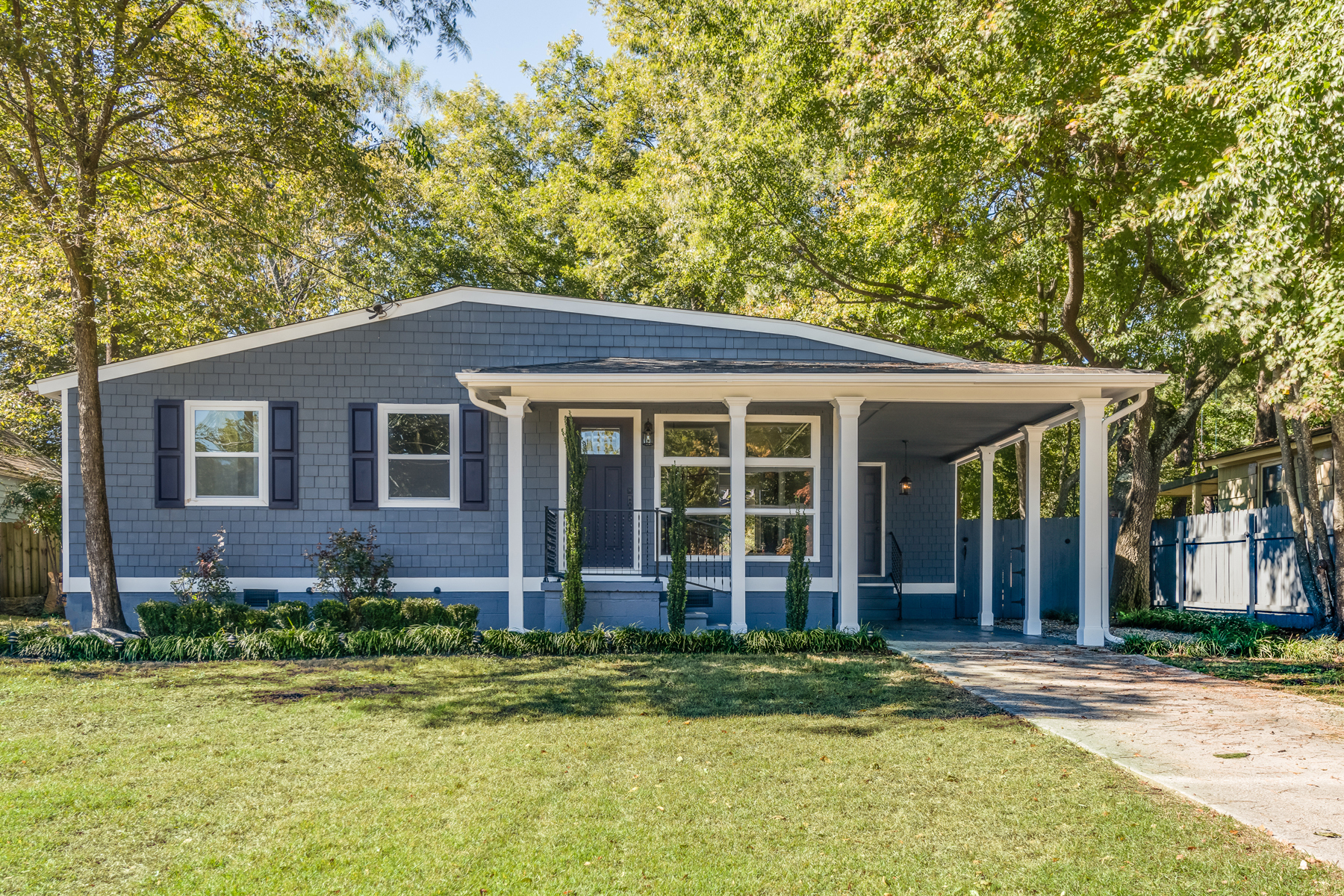 Single Family Home for Sale at Welcoming Bungalow Just Renovated With Gorgeous Finishes Throughout 3226 Clairwood Terrace Chamblee, Georgia 30341 United States