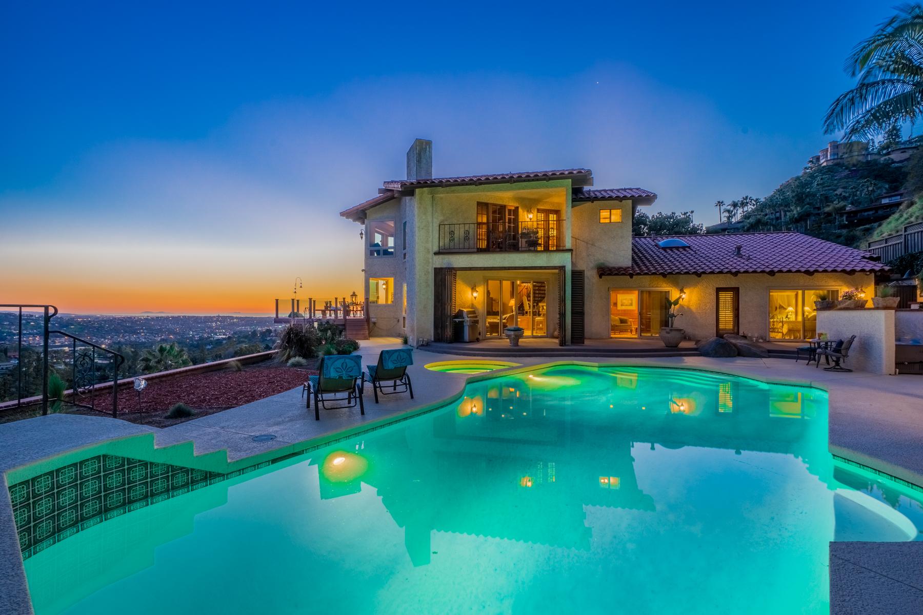 独户住宅 为 销售 在 4777 Gabriel Way 拉梅萨, 91941 美国