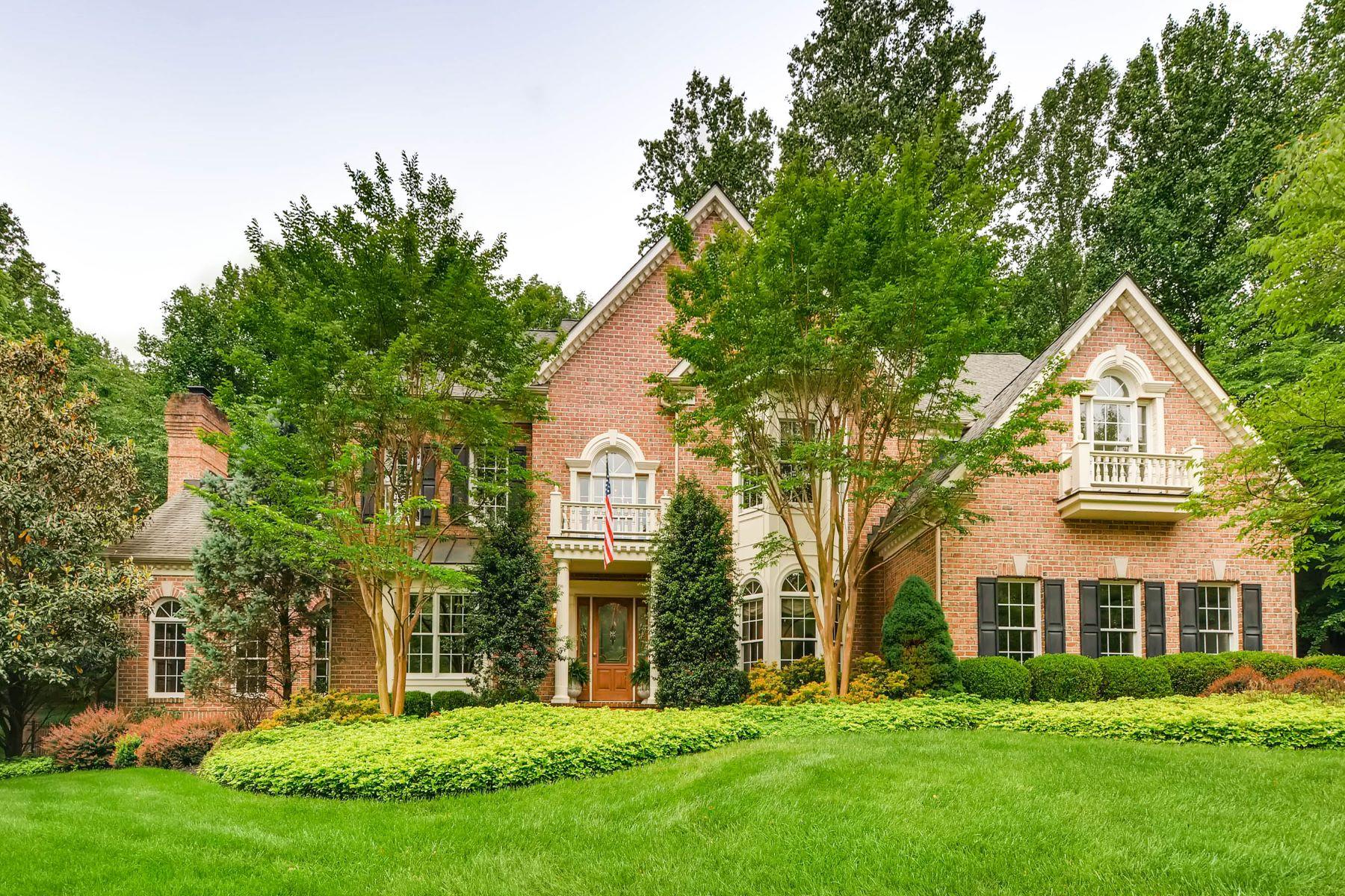 Eensgezinswoning voor Verkoop een t Ivy Hill 3 Chamaral Court Cockeysville, Maryland 21030 Verenigde Staten