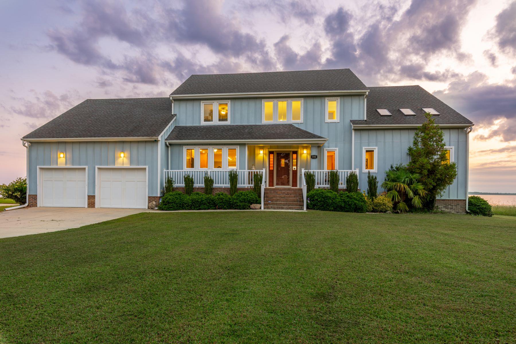 Single Family Homes 为 销售 在 Newbegun Land 508 Small Drive, Elizabeth City, 北卡罗来纳州 27909 美国