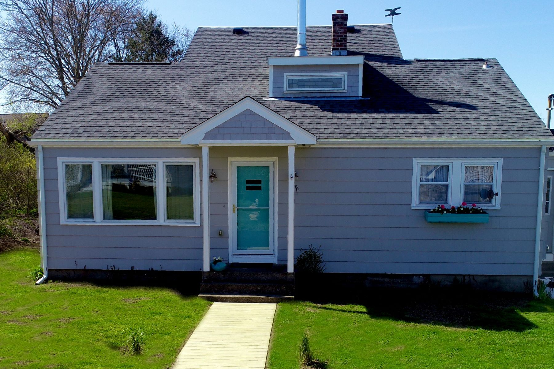 Single Family Homes for Sale at Near Ocean Beaches 110 Orchard Avenue Middletown, Rhode Island 02842 United States