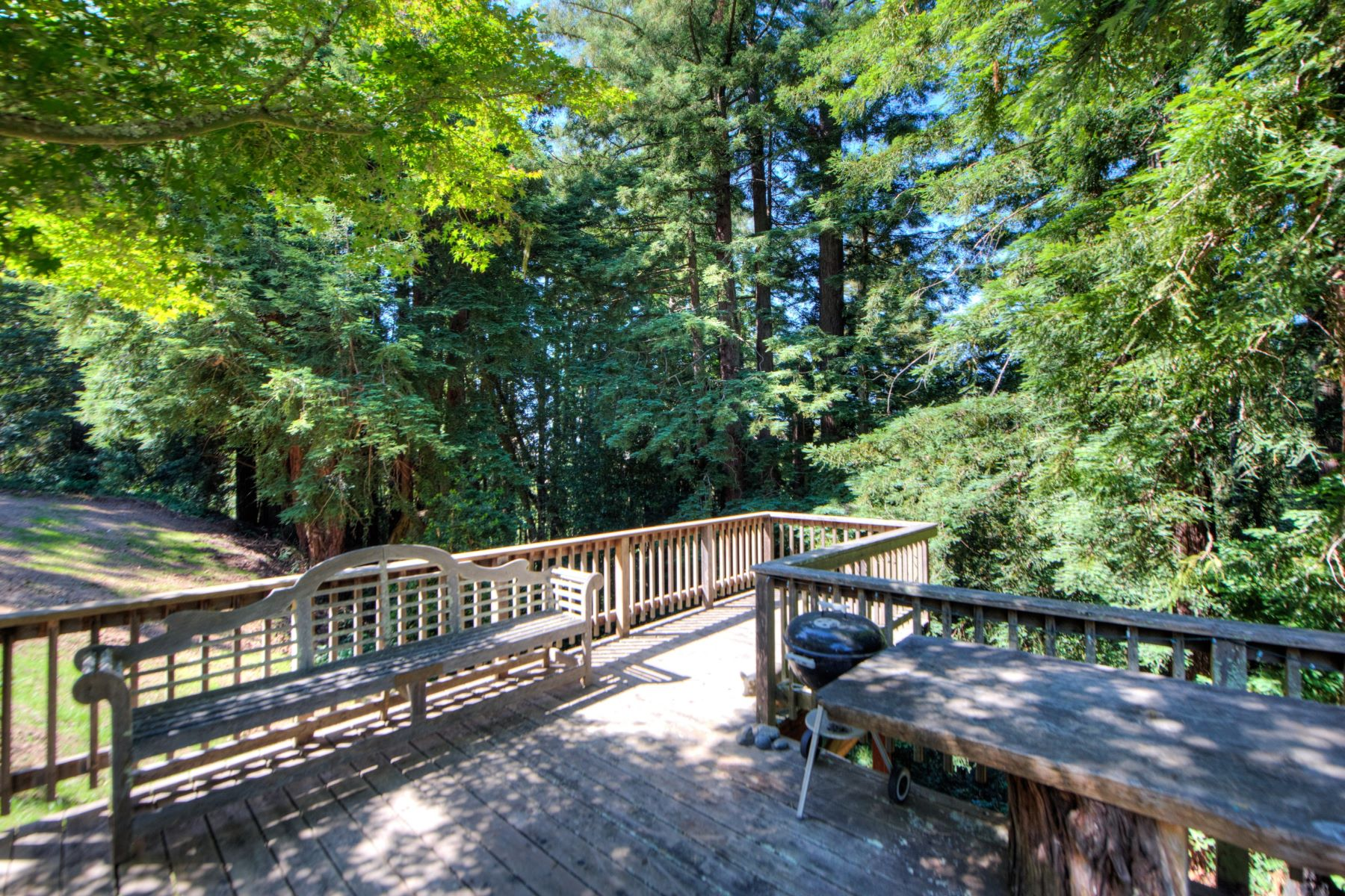 Additional photo for property listing at Enchanting Setting 1949 Nicasio Valley Road Nicasio, California 94946 United States