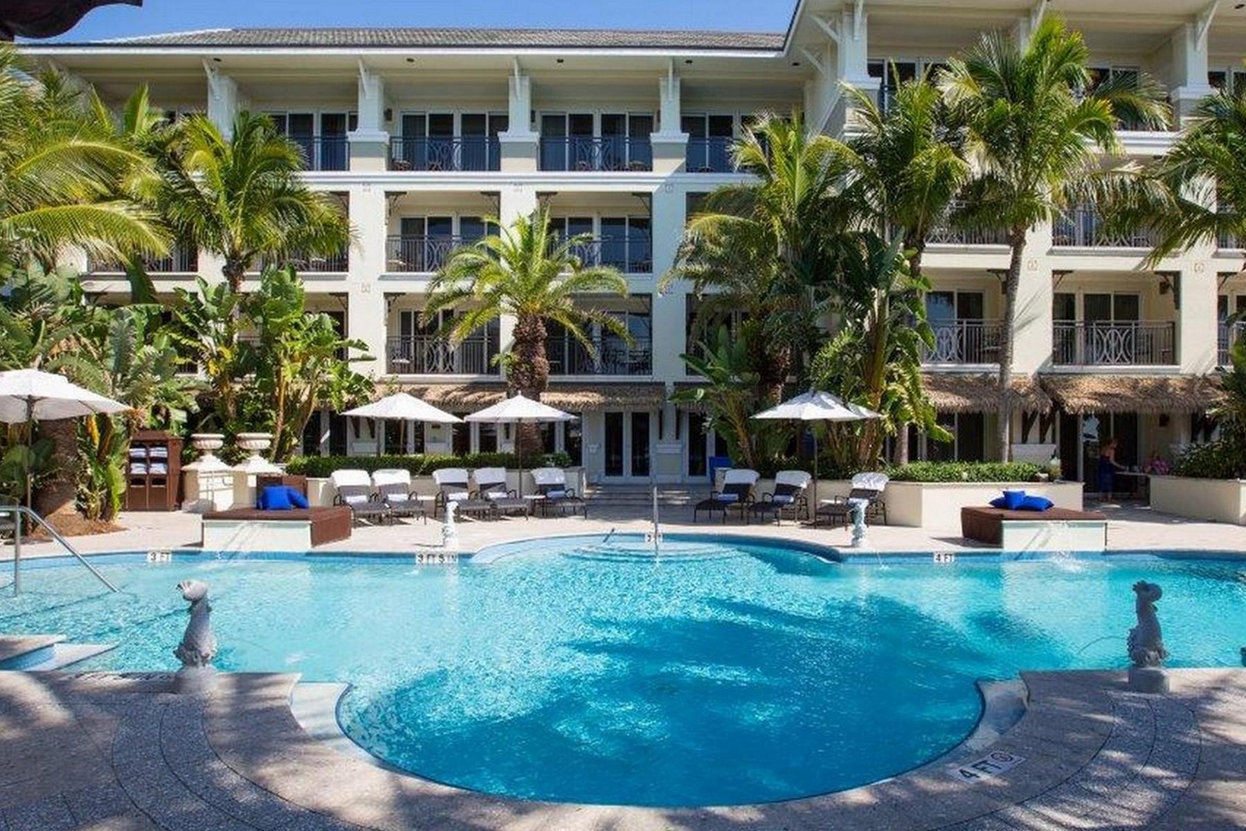 Condominium for Sale at Elegant Oceanfront Condo in Vero Beach Hotel & Spa 3500 Ocean Drive #215 Vero Beach, Florida, 32963 United States