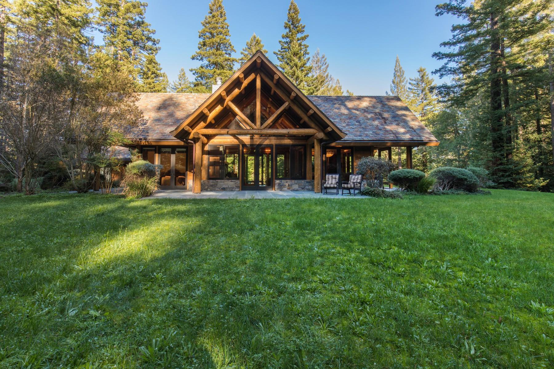 Einfamilienhaus für Verkauf beim 1295 Jonive Road 1295 Jonive Road Sebastopol, Kalifornien 95472 Vereinigte Staaten