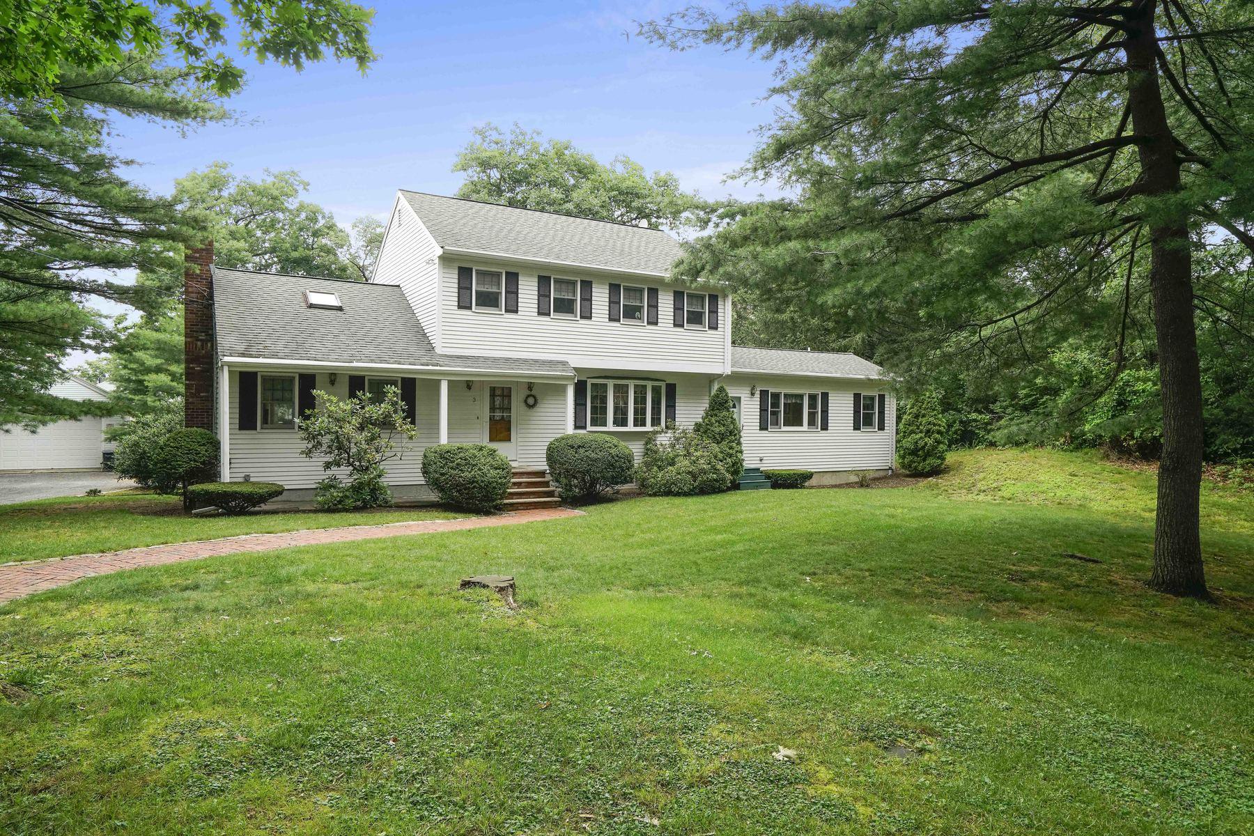 独户住宅 为 销售 在 3 Charity Lane, Dedham 戴德姆, 马萨诸塞州, 02026 美国