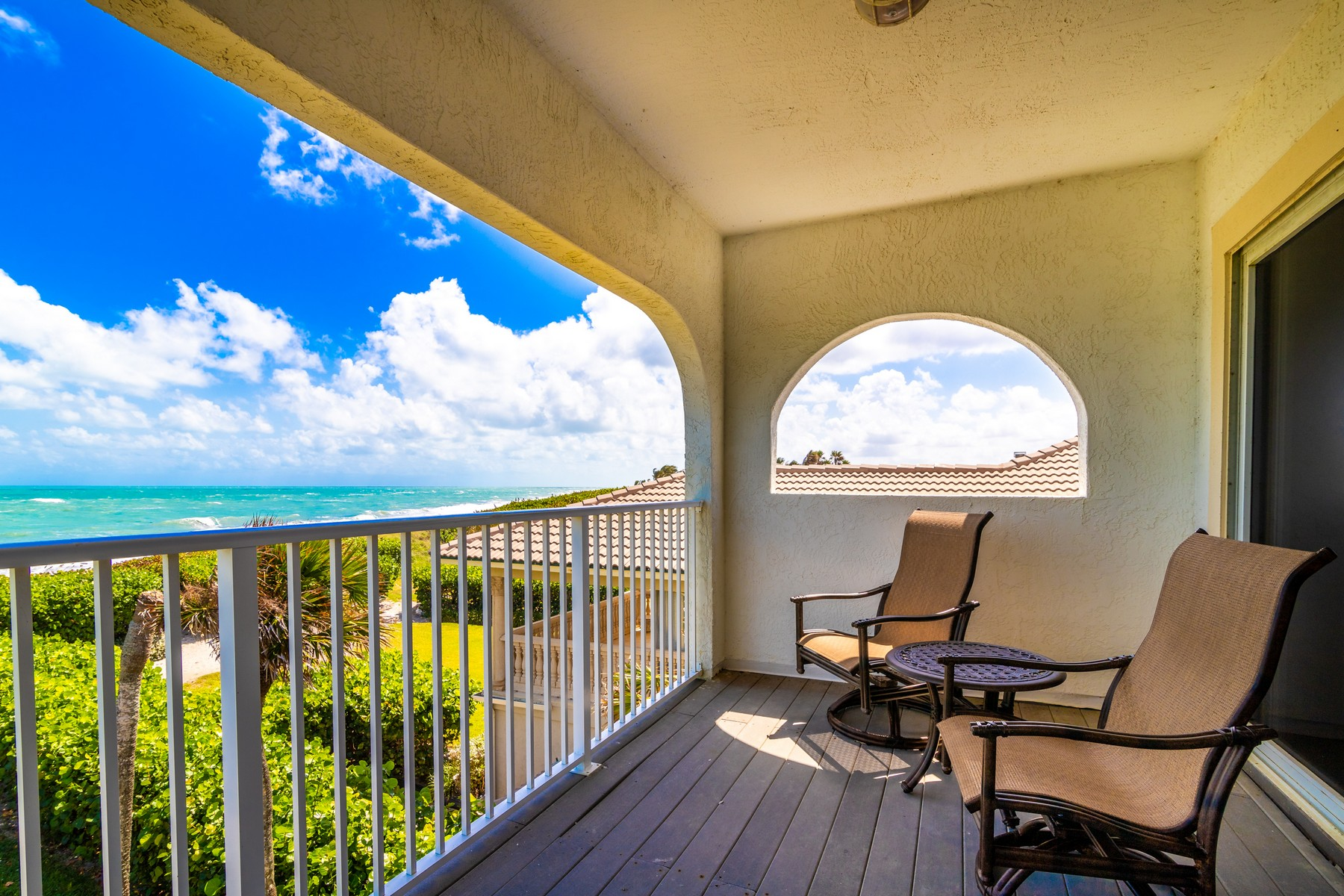 Single Family Homes for Sale at Oceanfront Opportunity! 12510 Highway A1A Vero Beach, Florida 32963 United States