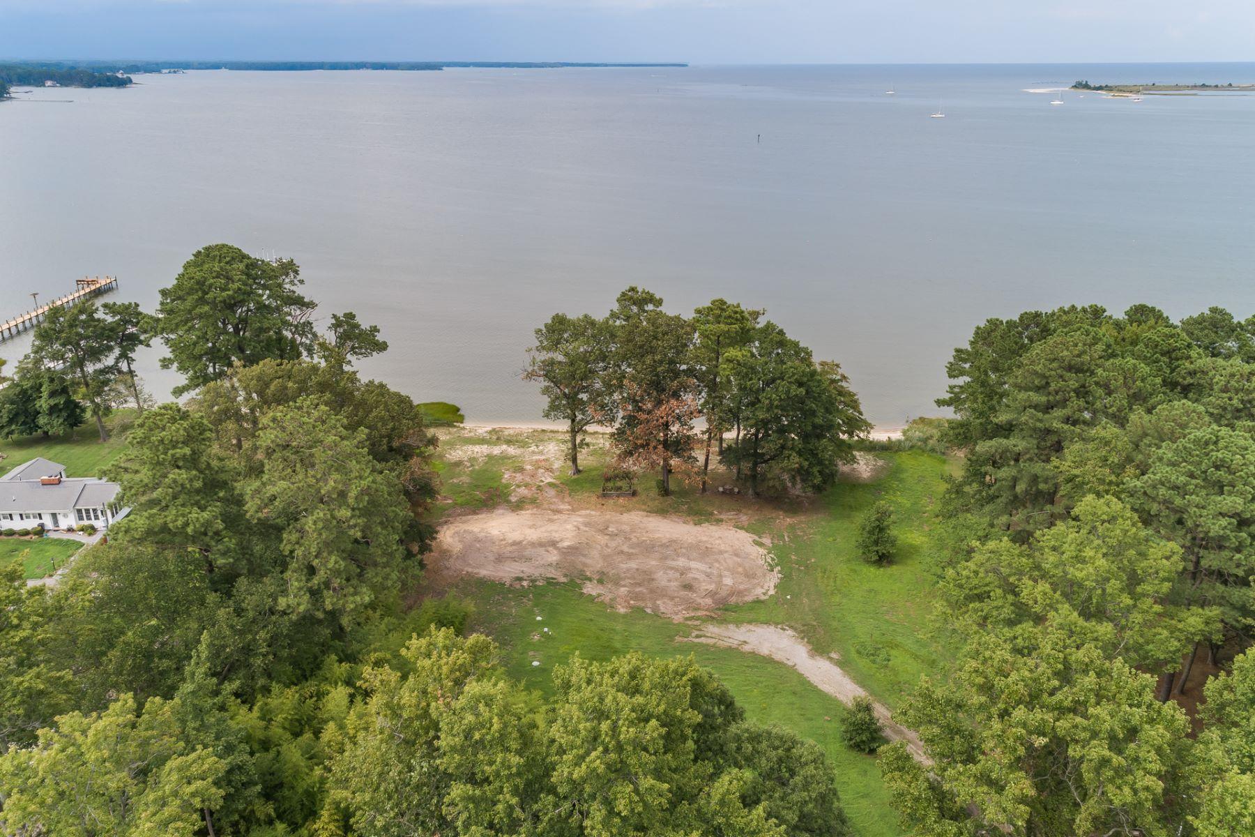 土地 為 出售 在 3465 Windmill Point Road, White Stone, 弗吉尼亞州 22578 美國